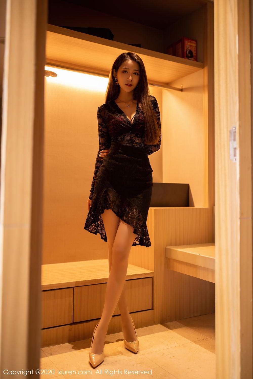 [XiuRen] Vol.2576 Zhou Mu Xi 23P, Slim, Underwear, Xiuren, Zhou Mu Xi