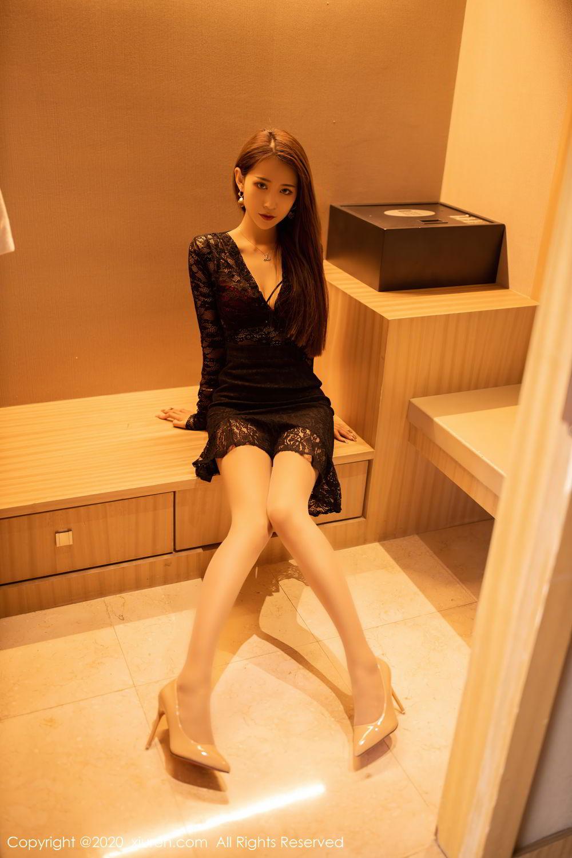 [XiuRen] Vol.2576 Zhou Mu Xi 44P, Slim, Underwear, Xiuren, Zhou Mu Xi