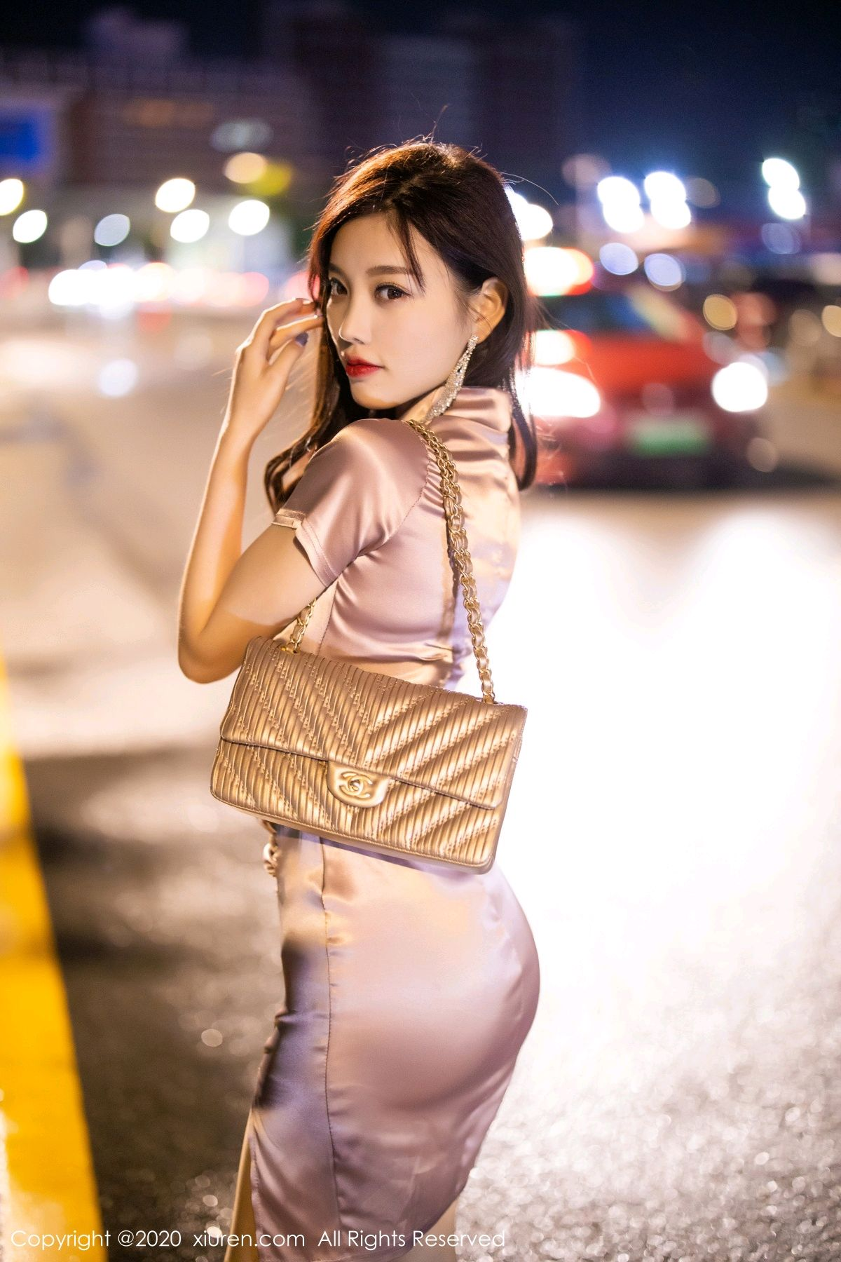 [XiuRen] Vol.2587 Yang Chen Chen 10P, Underwear, Xiuren, Yang Chen Chen