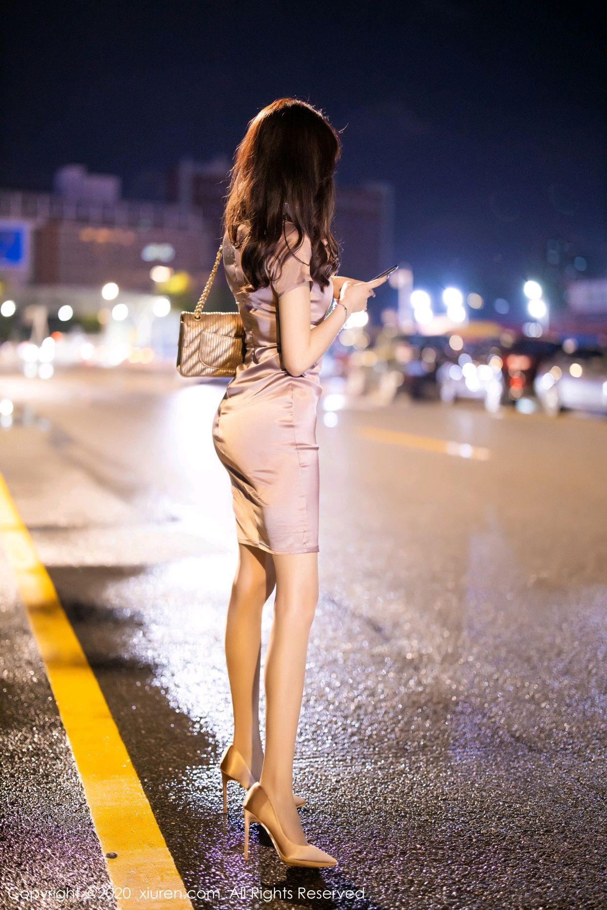 [XiuRen] Vol.2587 Yang Chen Chen 12P, Underwear, Xiuren, Yang Chen Chen