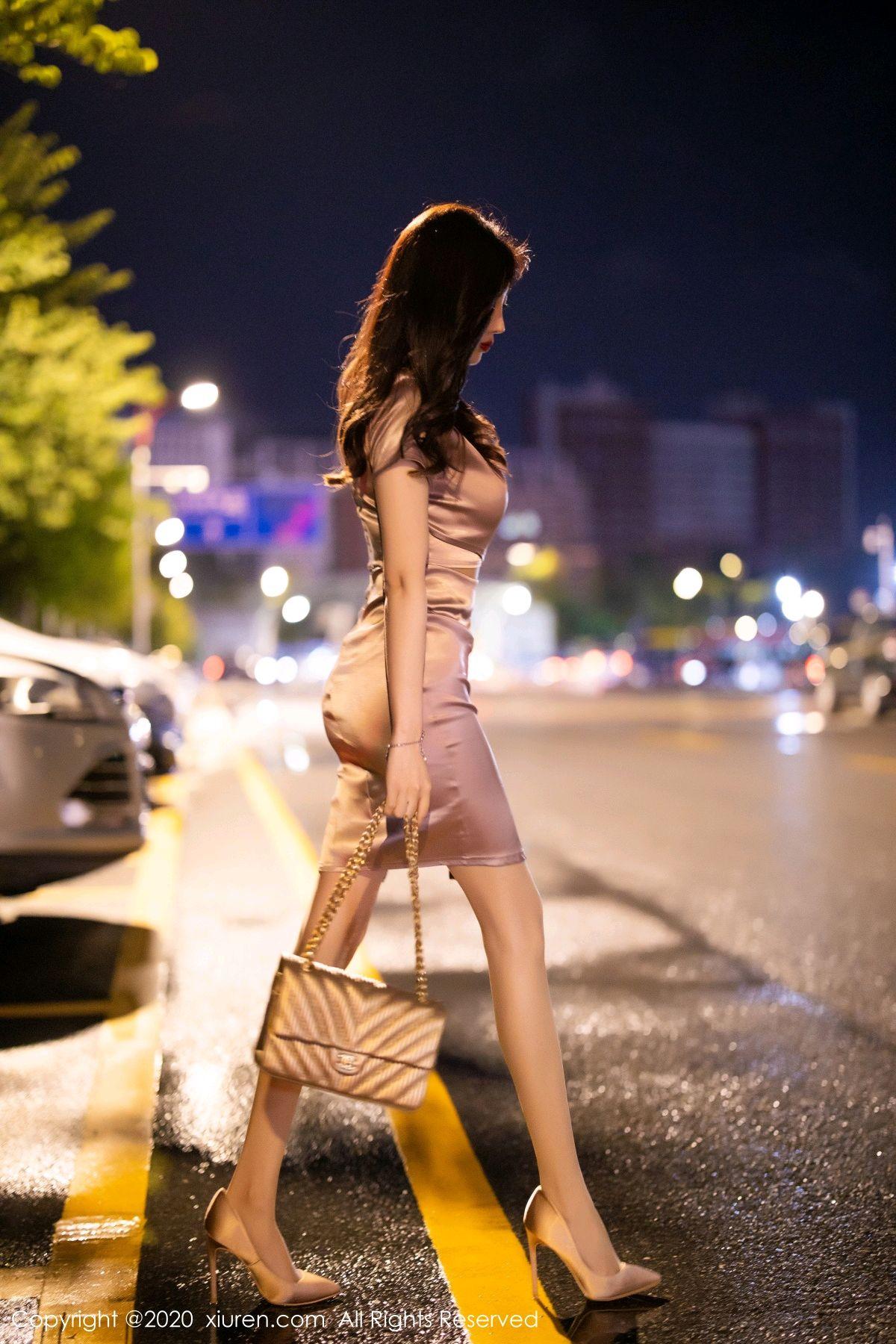 [XiuRen] Vol.2587 Yang Chen Chen 14P, Underwear, Xiuren, Yang Chen Chen