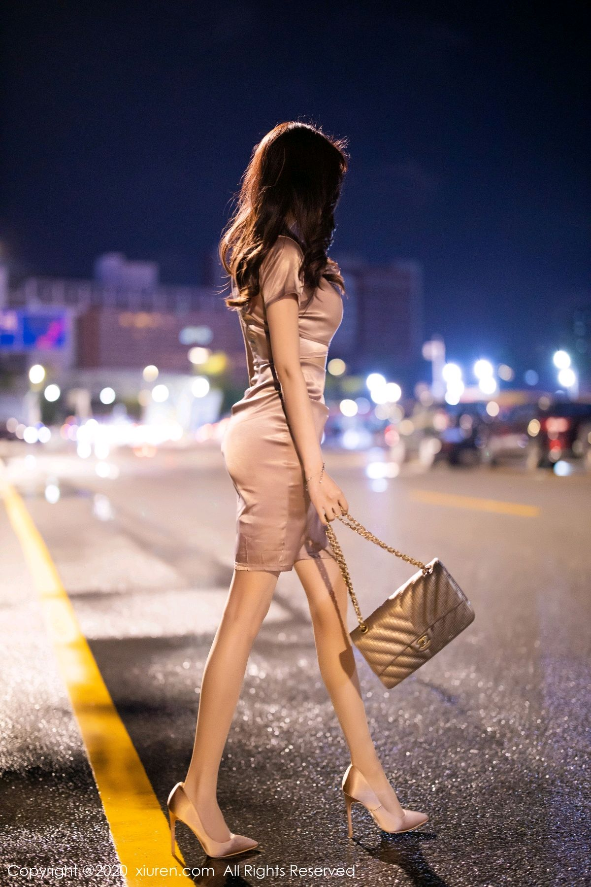 [XiuRen] Vol.2587 Yang Chen Chen 15P, Underwear, Xiuren, Yang Chen Chen