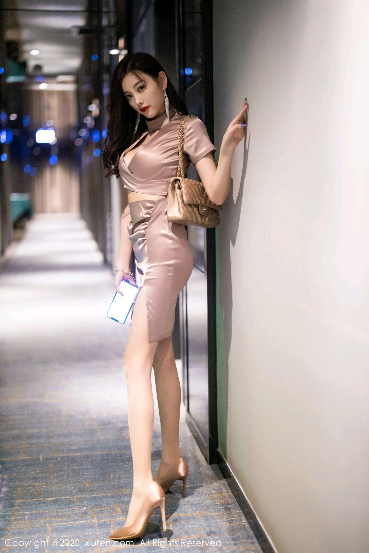 [XiuRen] Vol.2587 Yang Chen Chen 18P, Underwear, Xiuren, Yang Chen Chen