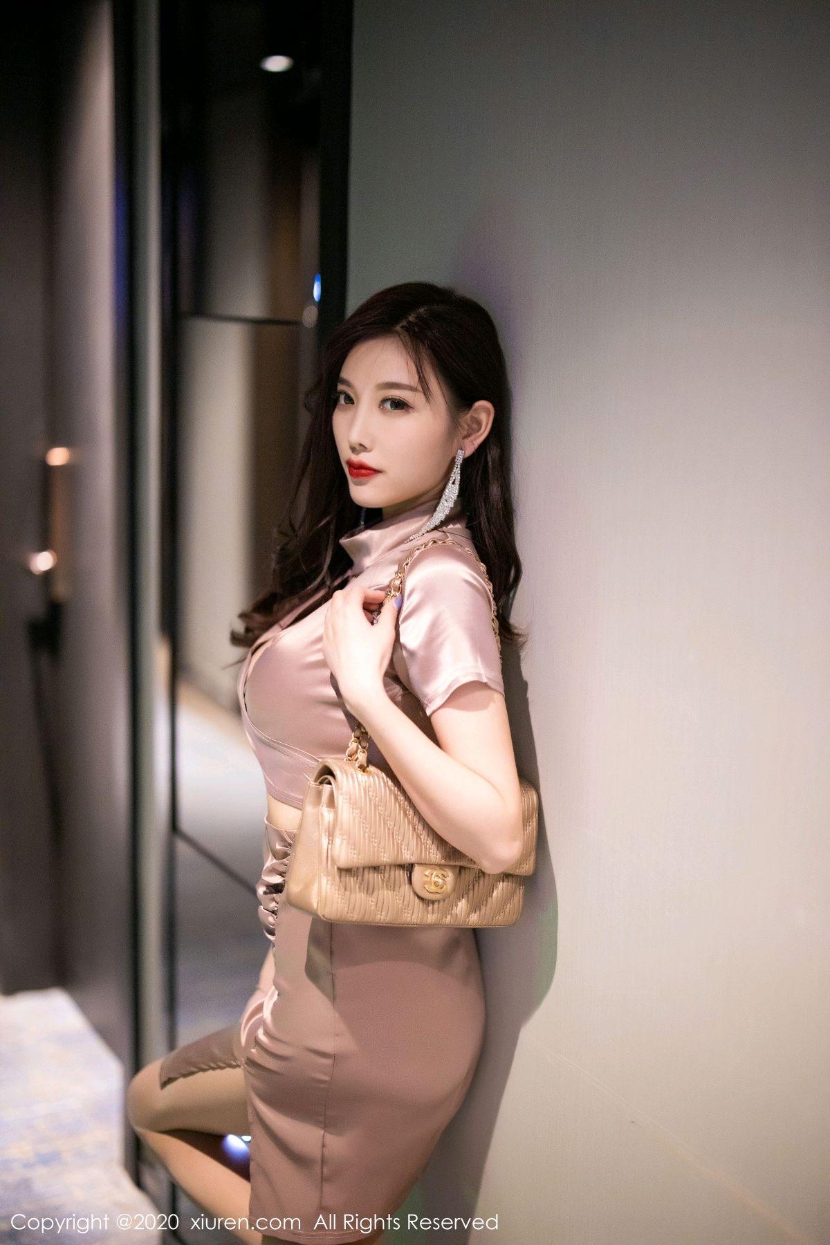 [XiuRen] Vol.2587 Yang Chen Chen 20P, Underwear, Xiuren, Yang Chen Chen