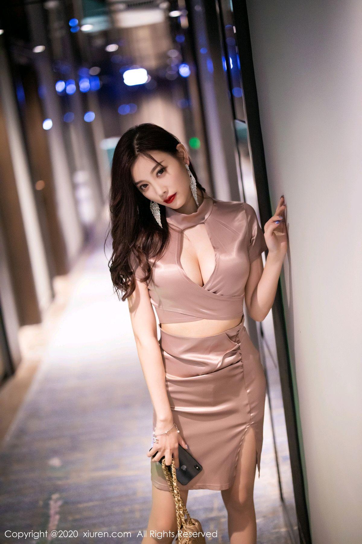 [XiuRen] Vol.2587 Yang Chen Chen 21P, Underwear, Xiuren, Yang Chen Chen