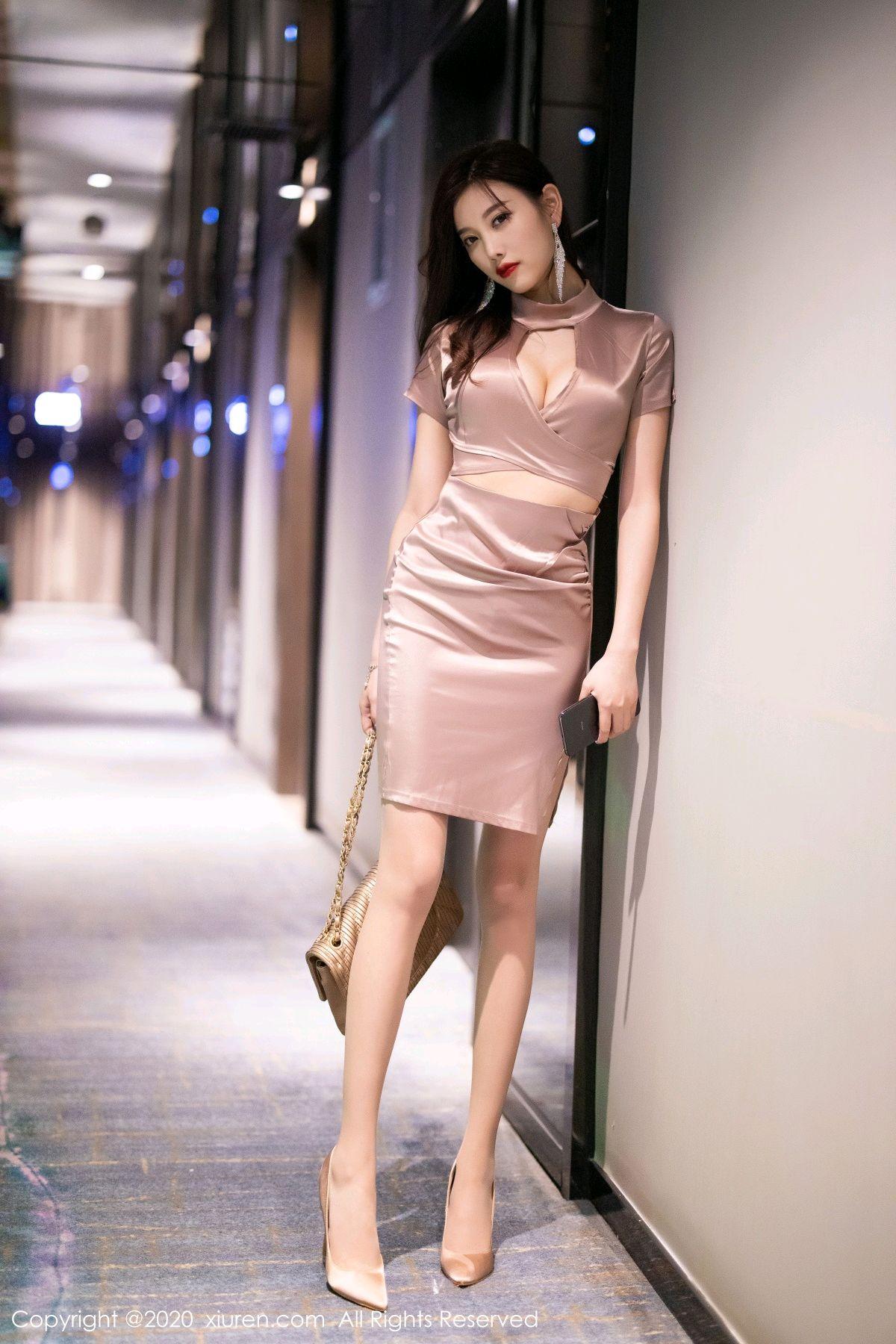 [XiuRen] Vol.2587 Yang Chen Chen 22P, Underwear, Xiuren, Yang Chen Chen