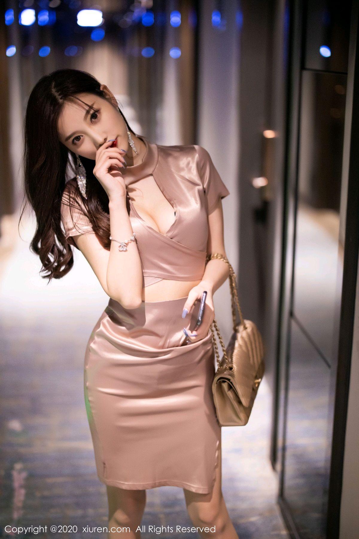 [XiuRen] Vol.2587 Yang Chen Chen 23P, Underwear, Xiuren, Yang Chen Chen