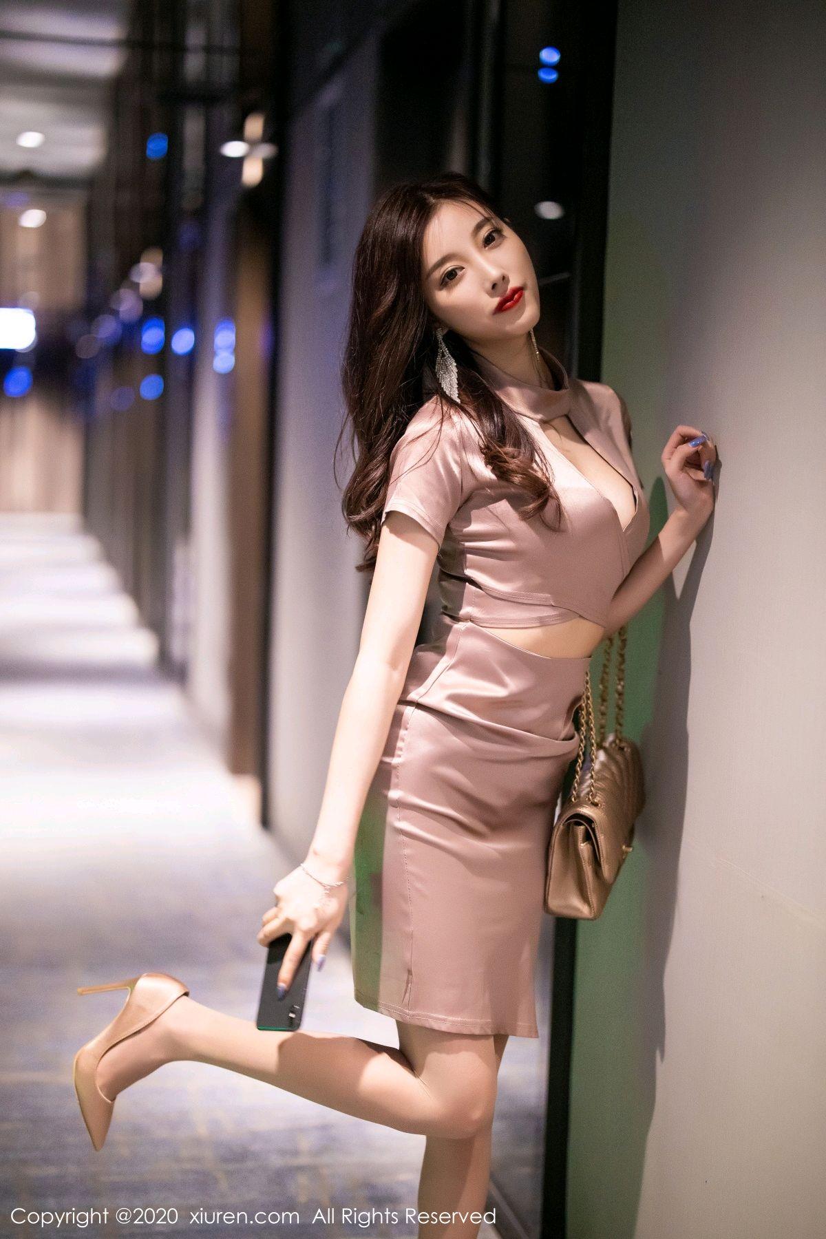 [XiuRen] Vol.2587 Yang Chen Chen 24P, Underwear, Xiuren, Yang Chen Chen