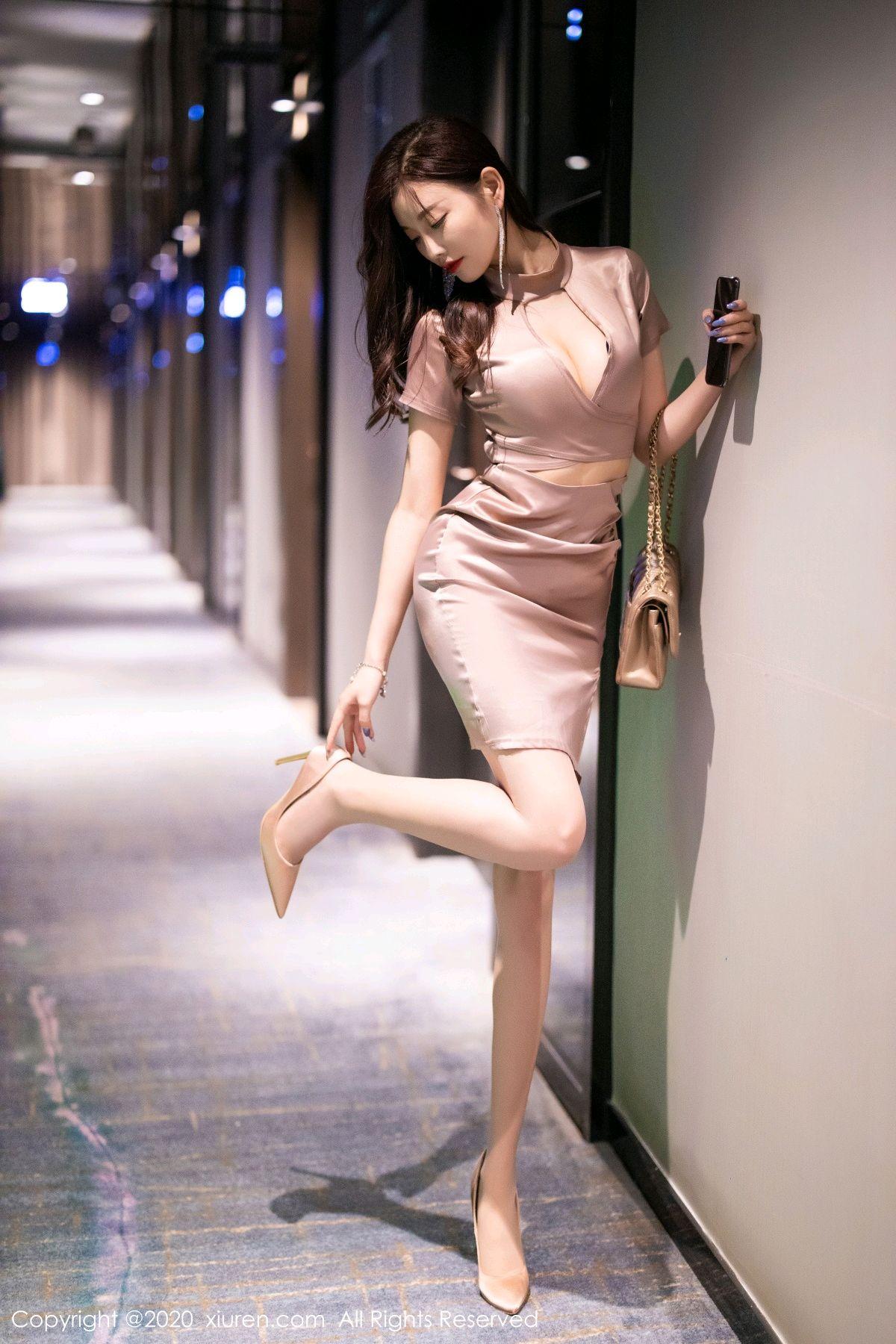 [XiuRen] Vol.2587 Yang Chen Chen 25P, Underwear, Xiuren, Yang Chen Chen