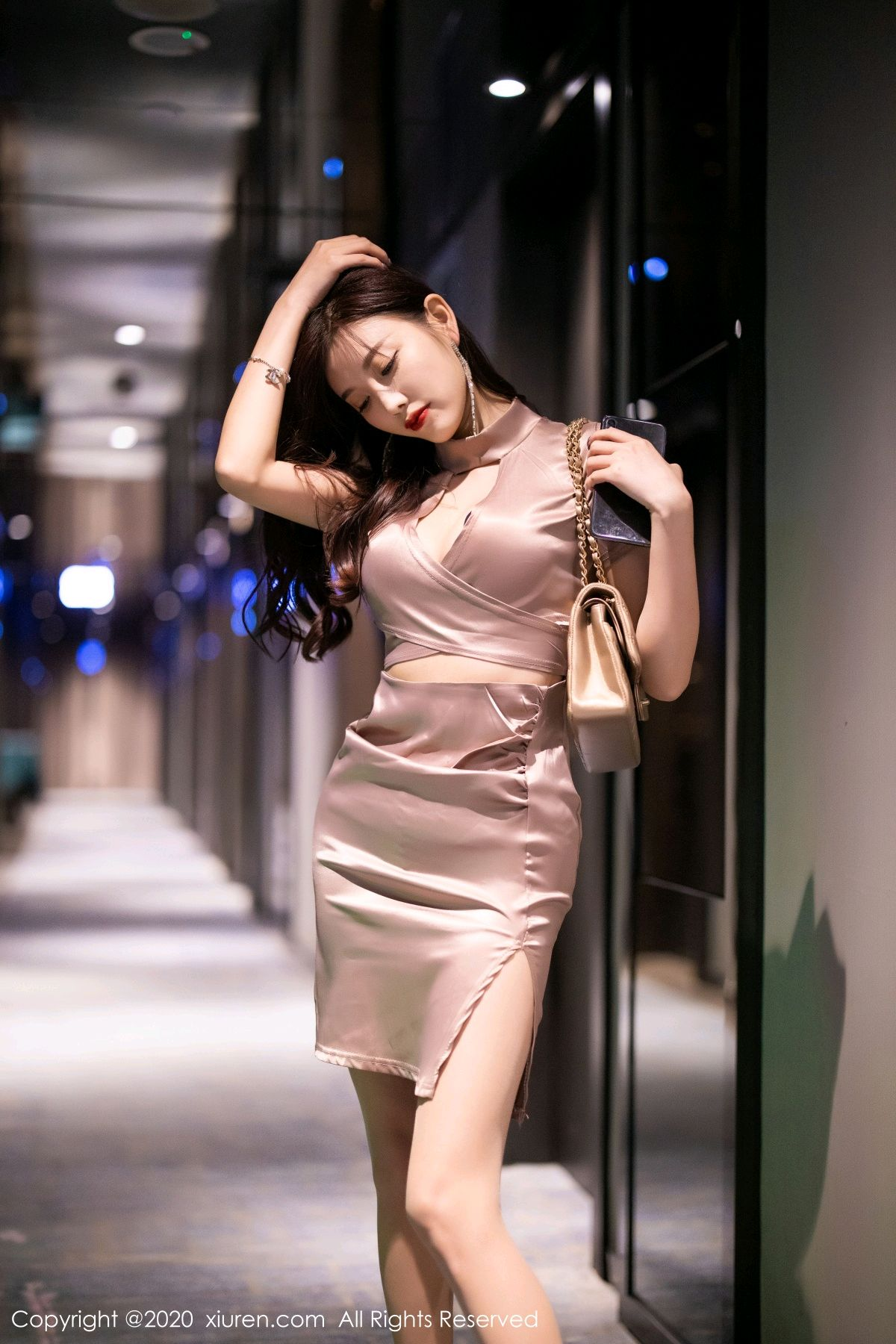 [XiuRen] Vol.2587 Yang Chen Chen 26P, Underwear, Xiuren, Yang Chen Chen