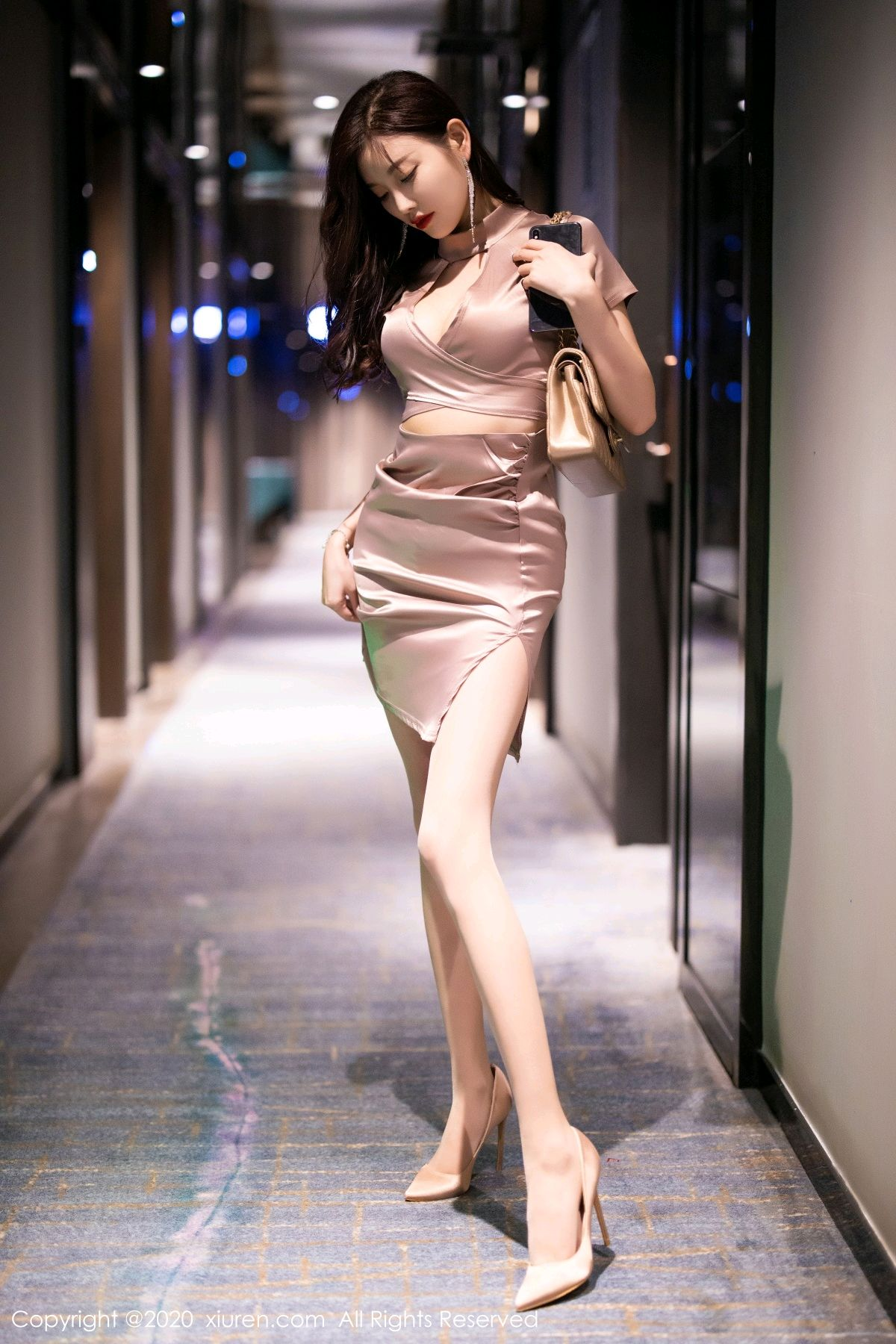 [XiuRen] Vol.2587 Yang Chen Chen 27P, Underwear, Xiuren, Yang Chen Chen