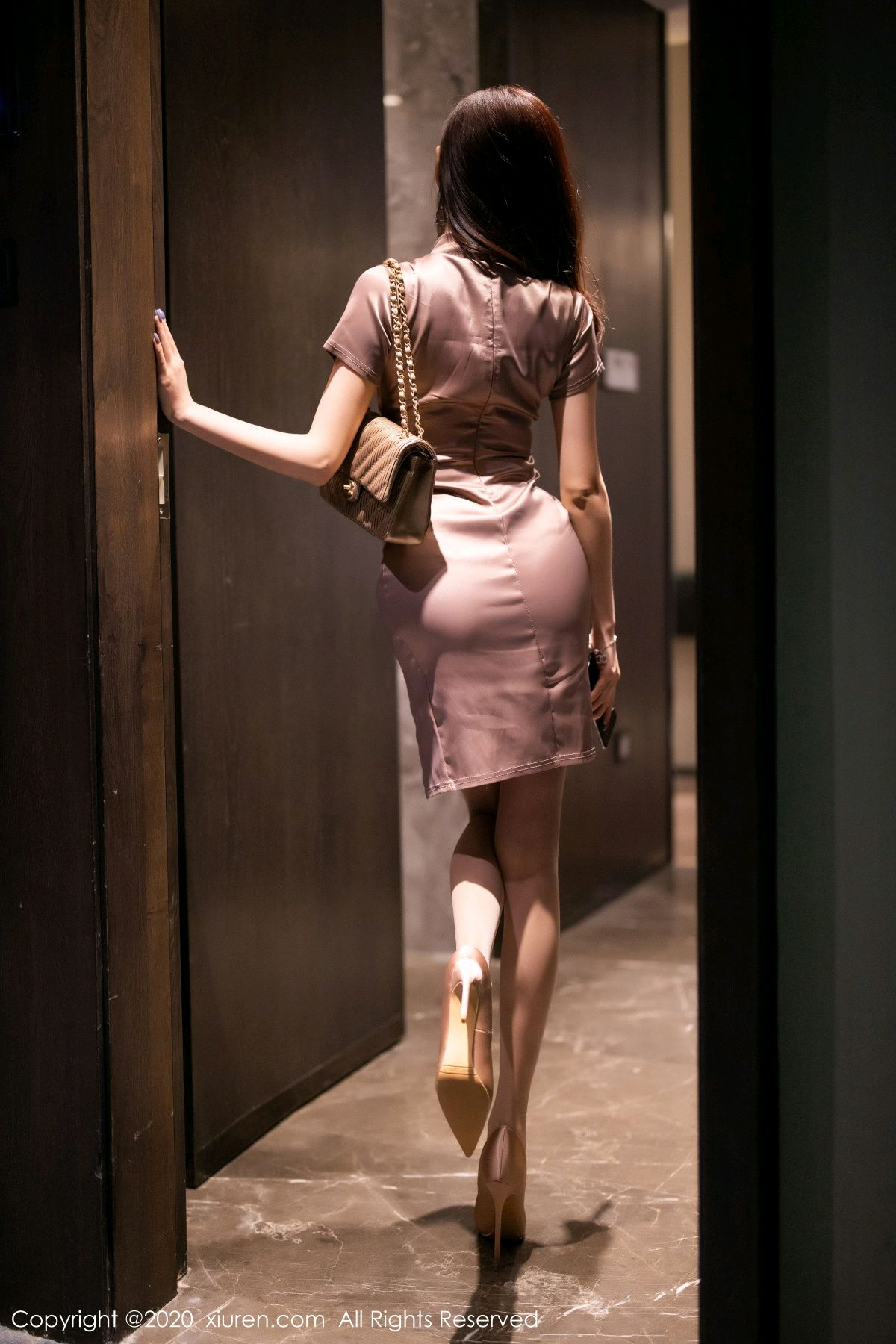 [XiuRen] Vol.2587 Yang Chen Chen 28P, Underwear, Xiuren, Yang Chen Chen