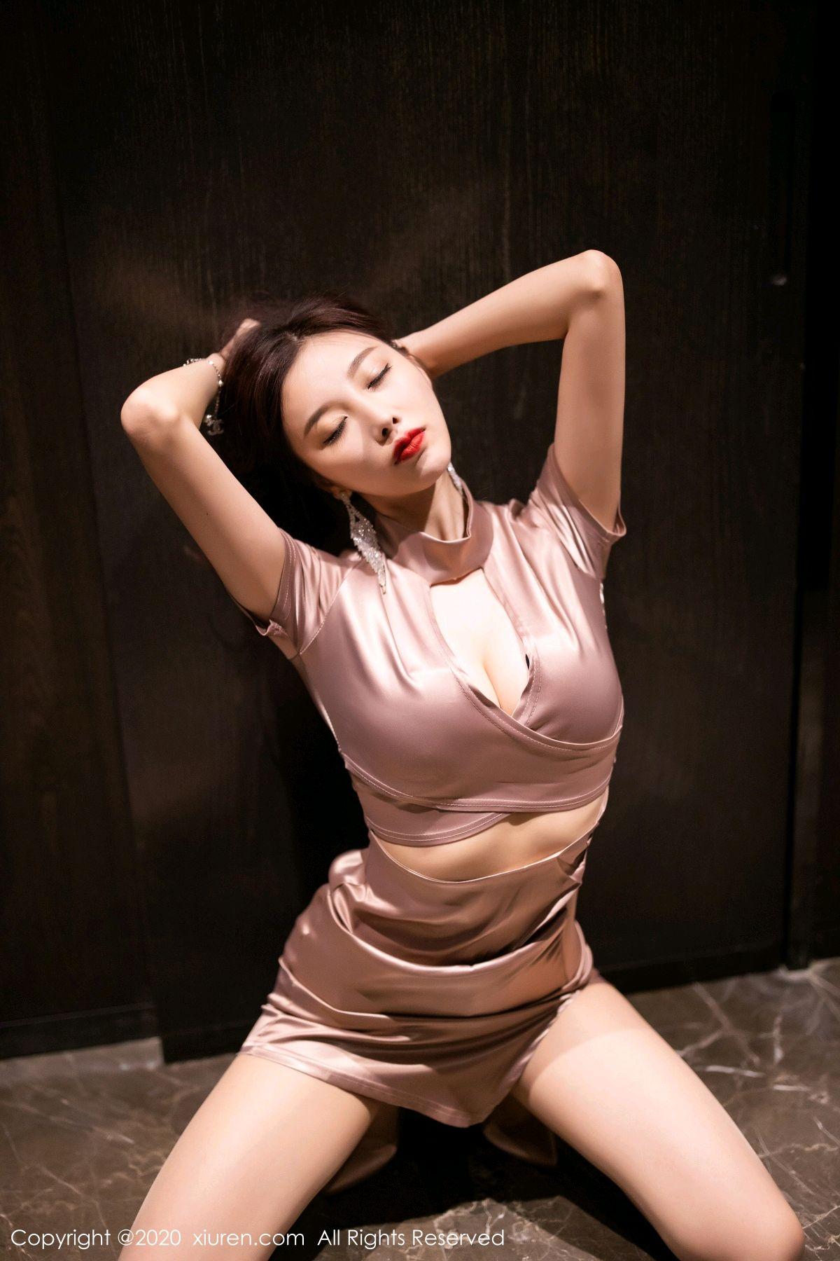 [XiuRen] Vol.2587 Yang Chen Chen 37P, Underwear, Xiuren, Yang Chen Chen