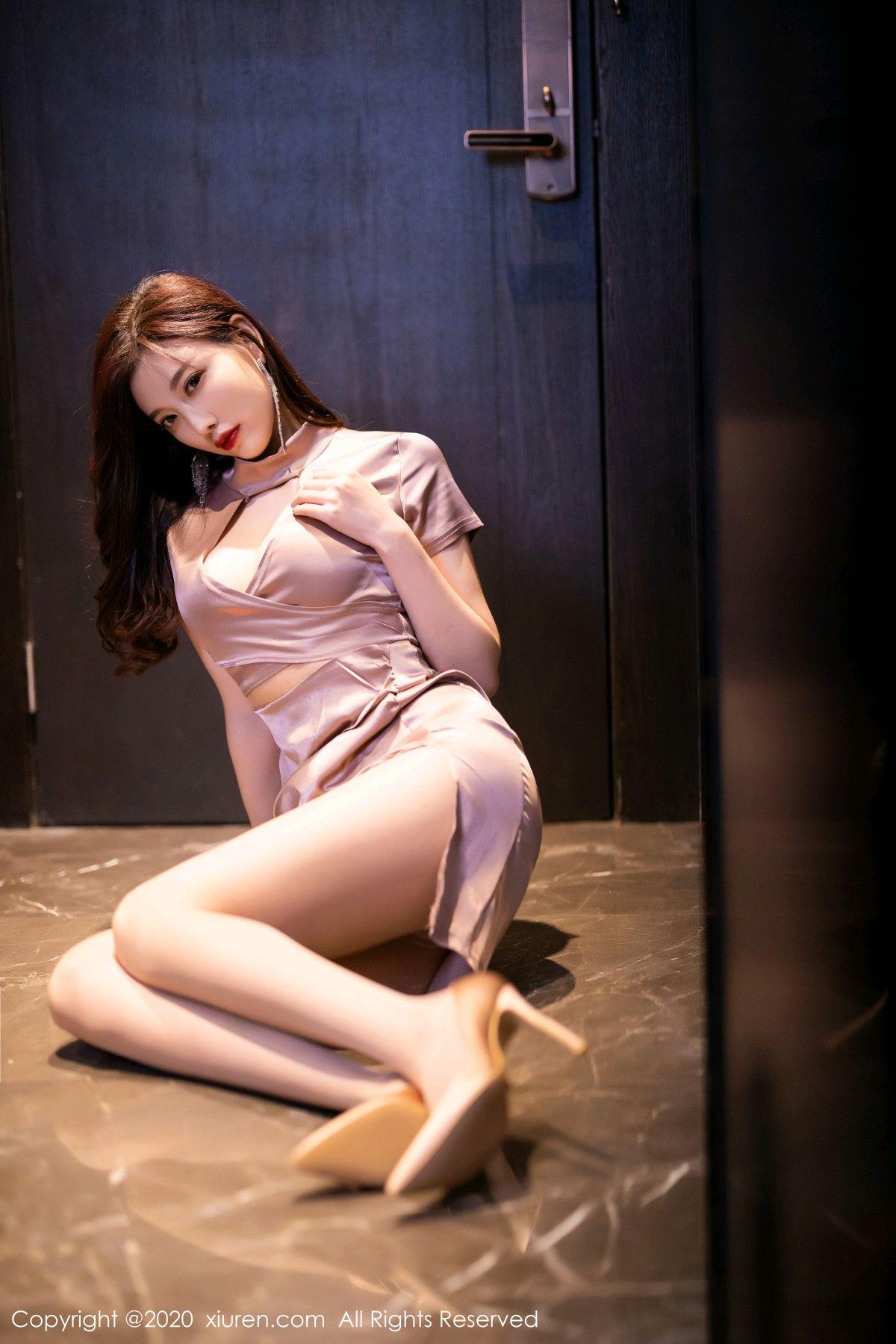 [XiuRen] Vol.2587 Yang Chen Chen 44P, Underwear, Xiuren, Yang Chen Chen