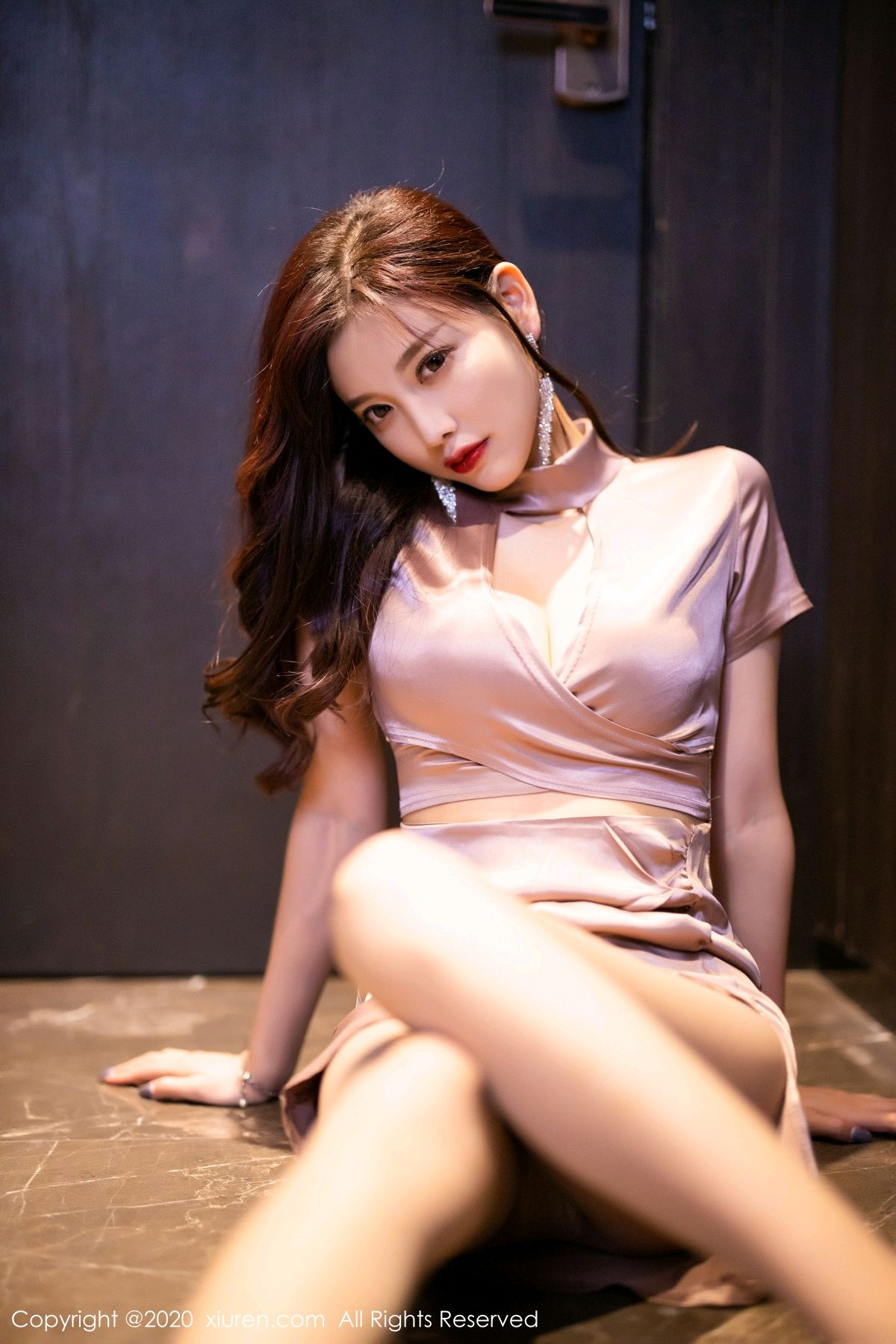 [XiuRen] Vol.2587 Yang Chen Chen 48P, Underwear, Xiuren, Yang Chen Chen
