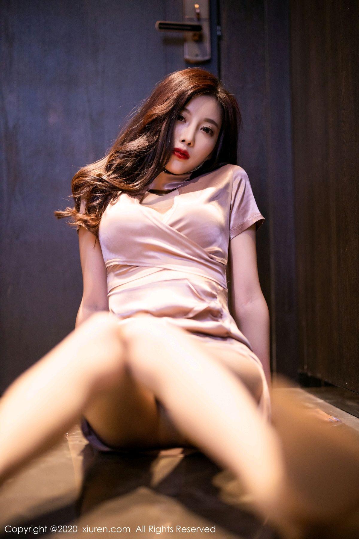 [XiuRen] Vol.2587 Yang Chen Chen 49P, Underwear, Xiuren, Yang Chen Chen