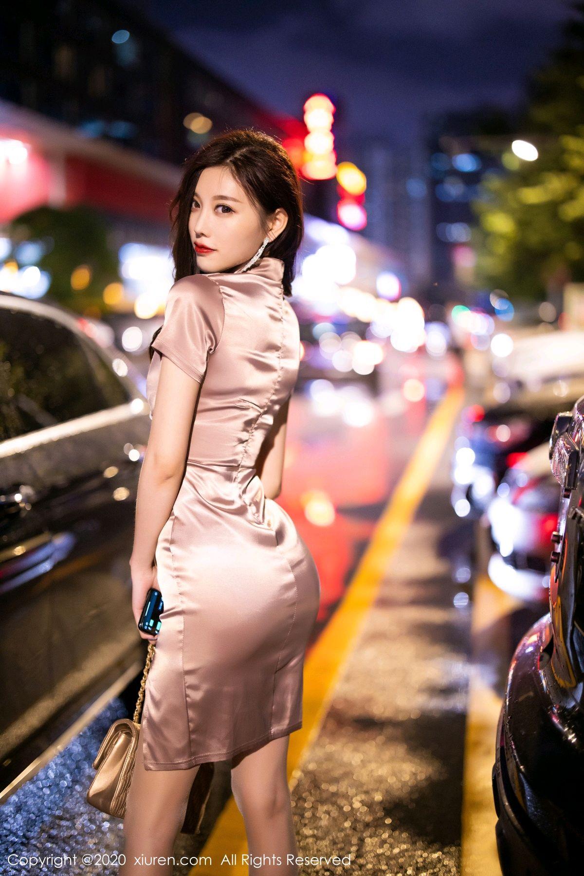 [XiuRen] Vol.2587 Yang Chen Chen 4P, Underwear, Xiuren, Yang Chen Chen