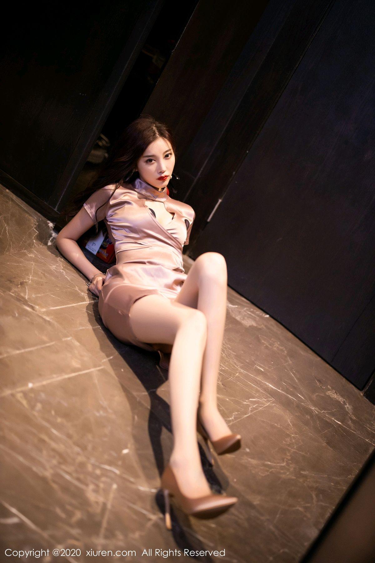 [XiuRen] Vol.2587 Yang Chen Chen 52P, Underwear, Xiuren, Yang Chen Chen