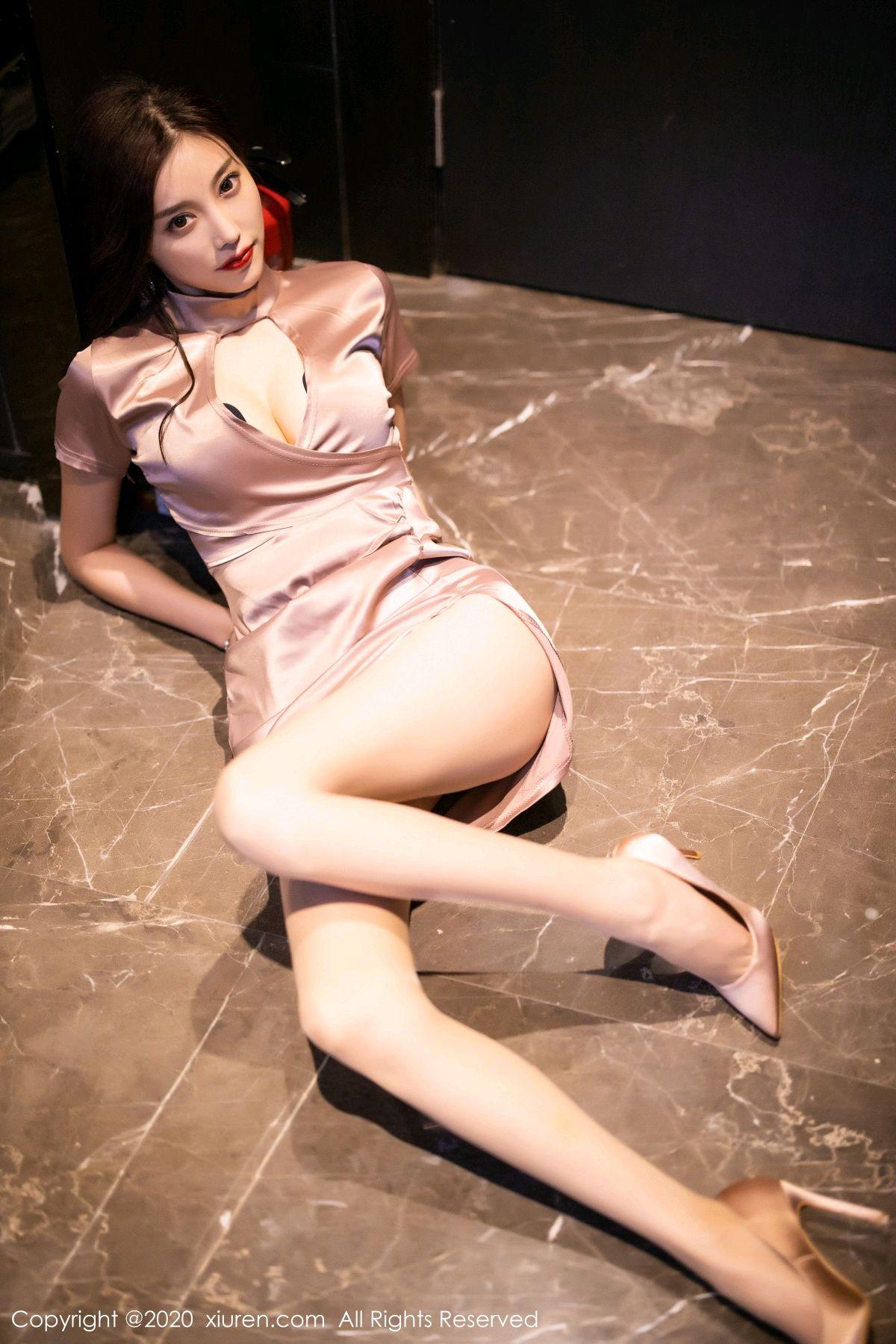 [XiuRen] Vol.2587 Yang Chen Chen 56P, Underwear, Xiuren, Yang Chen Chen