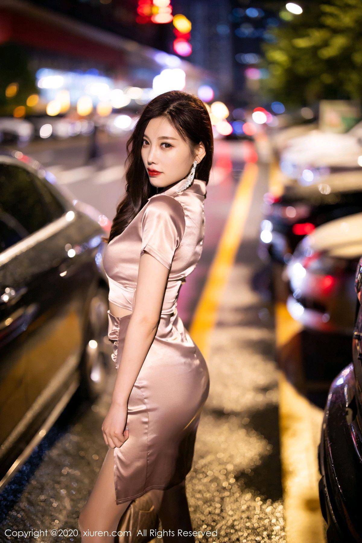 [XiuRen] Vol.2587 Yang Chen Chen 5P, Underwear, Xiuren, Yang Chen Chen
