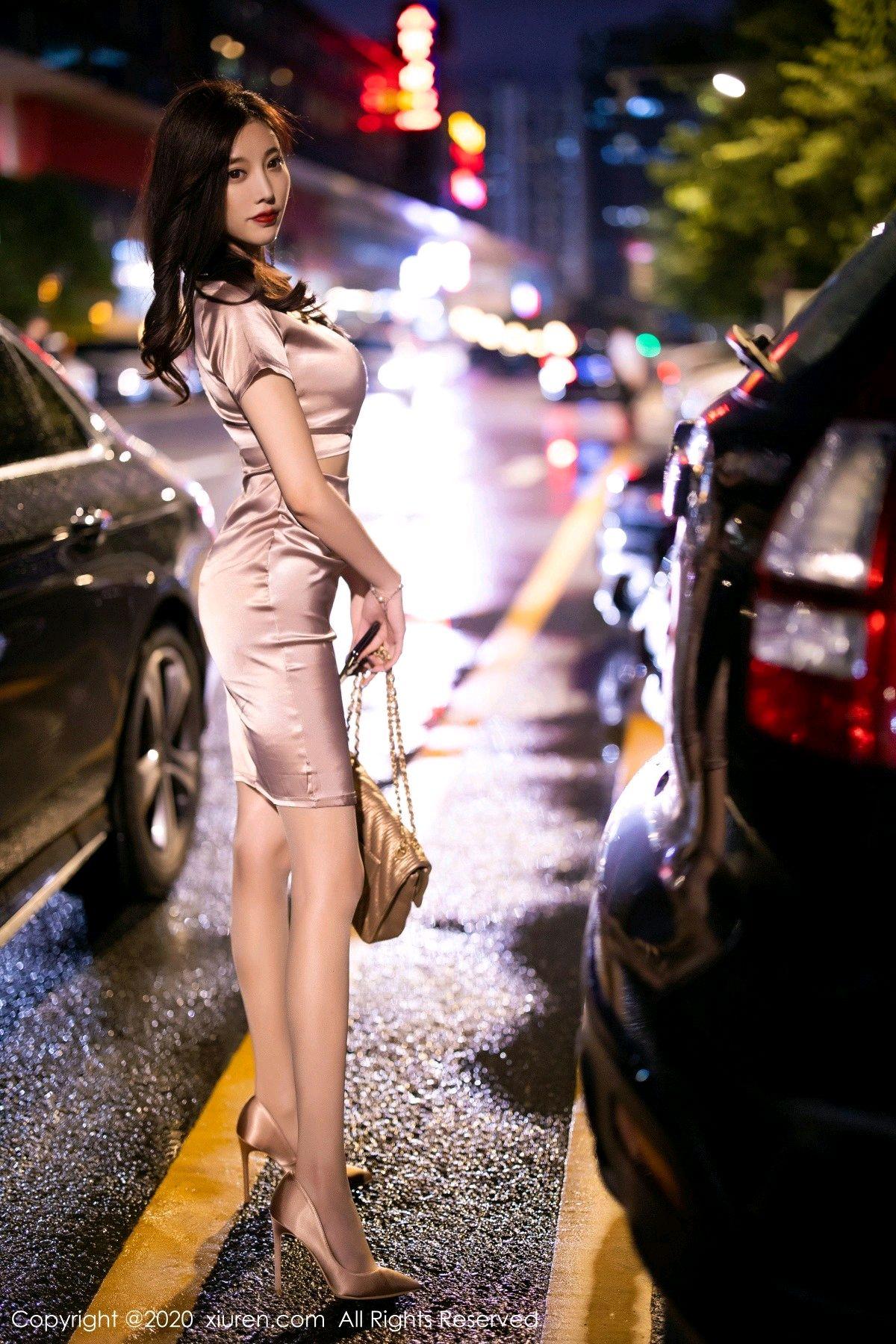 [XiuRen] Vol.2587 Yang Chen Chen 6P, Underwear, Xiuren, Yang Chen Chen