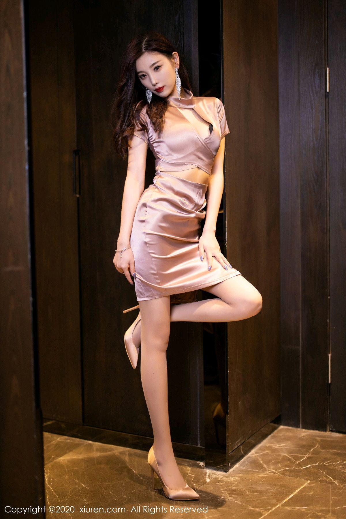 [XiuRen] Vol.2587 Yang Chen Chen 73P, Underwear, Xiuren, Yang Chen Chen