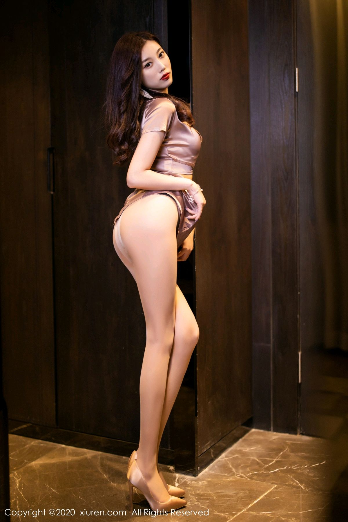 [XiuRen] Vol.2587 Yang Chen Chen 75P, Underwear, Xiuren, Yang Chen Chen