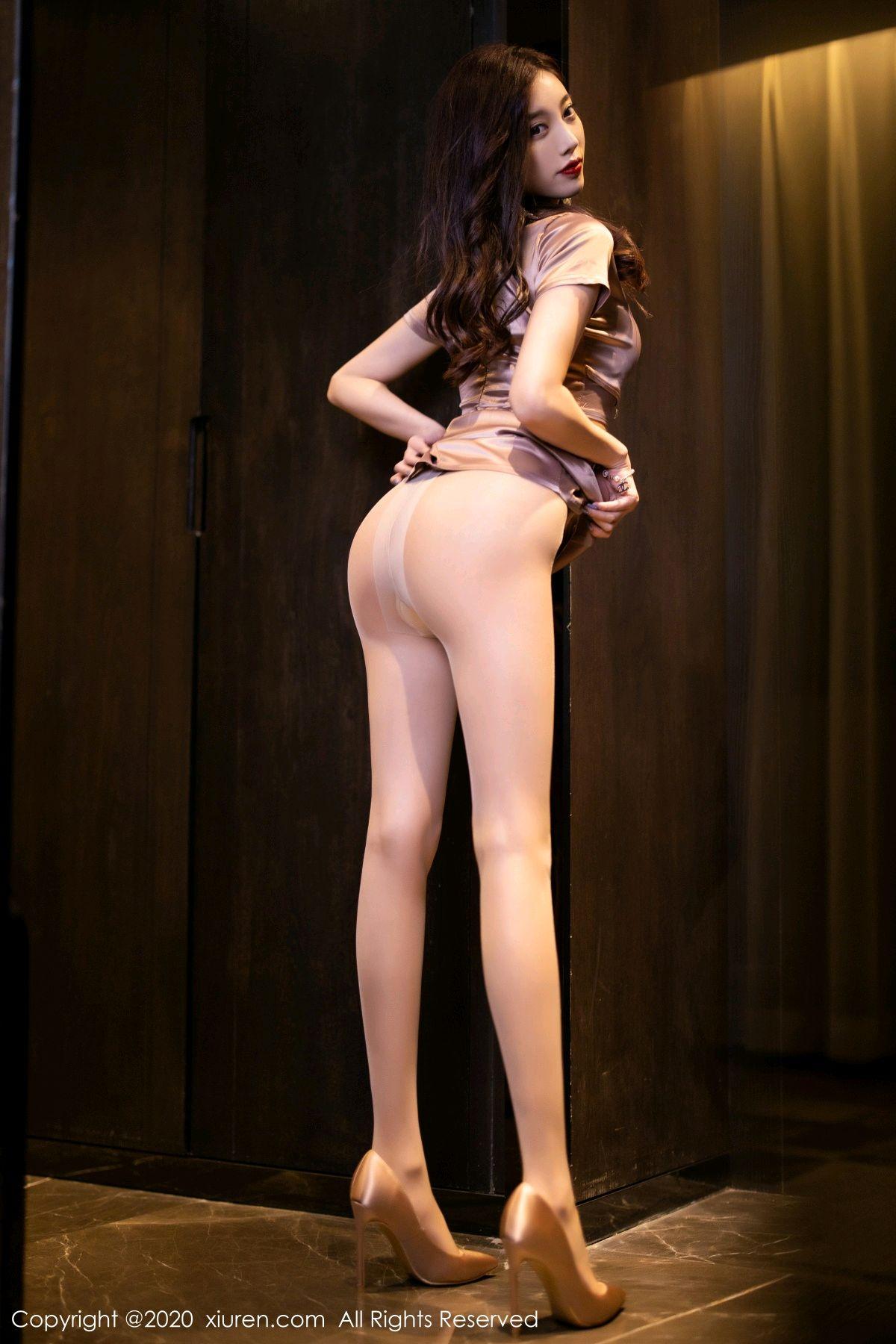[XiuRen] Vol.2587 Yang Chen Chen 77P, Underwear, Xiuren, Yang Chen Chen
