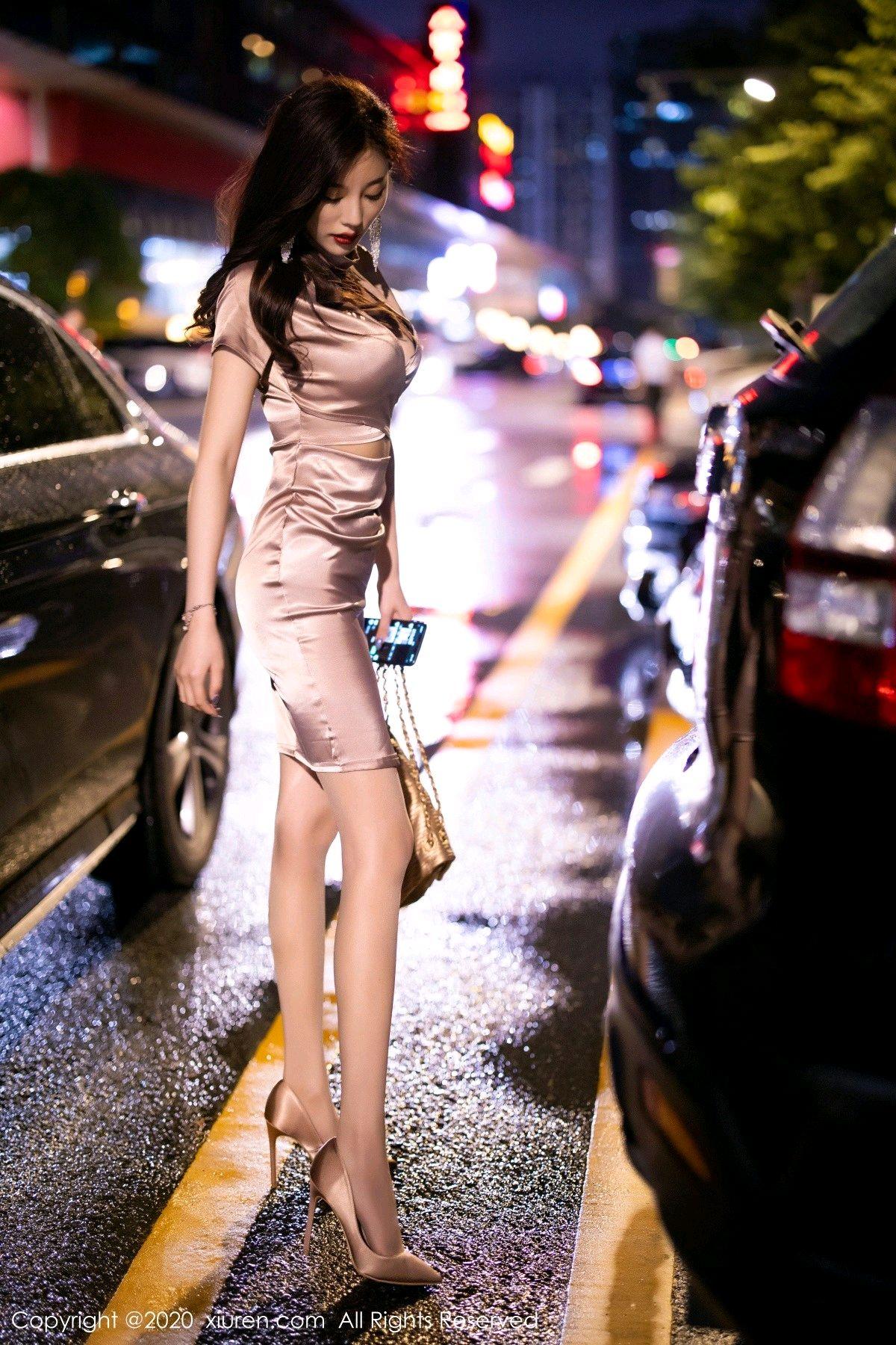 [XiuRen] Vol.2587 Yang Chen Chen 7P, Underwear, Xiuren, Yang Chen Chen