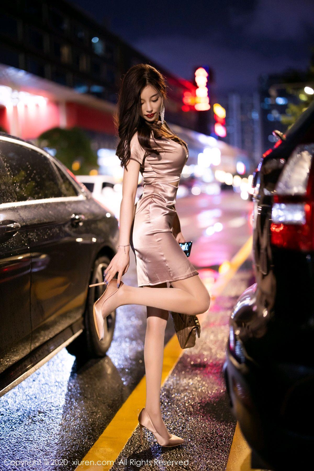 [XiuRen] Vol.2587 Yang Chen Chen 8P, Underwear, Xiuren, Yang Chen Chen
