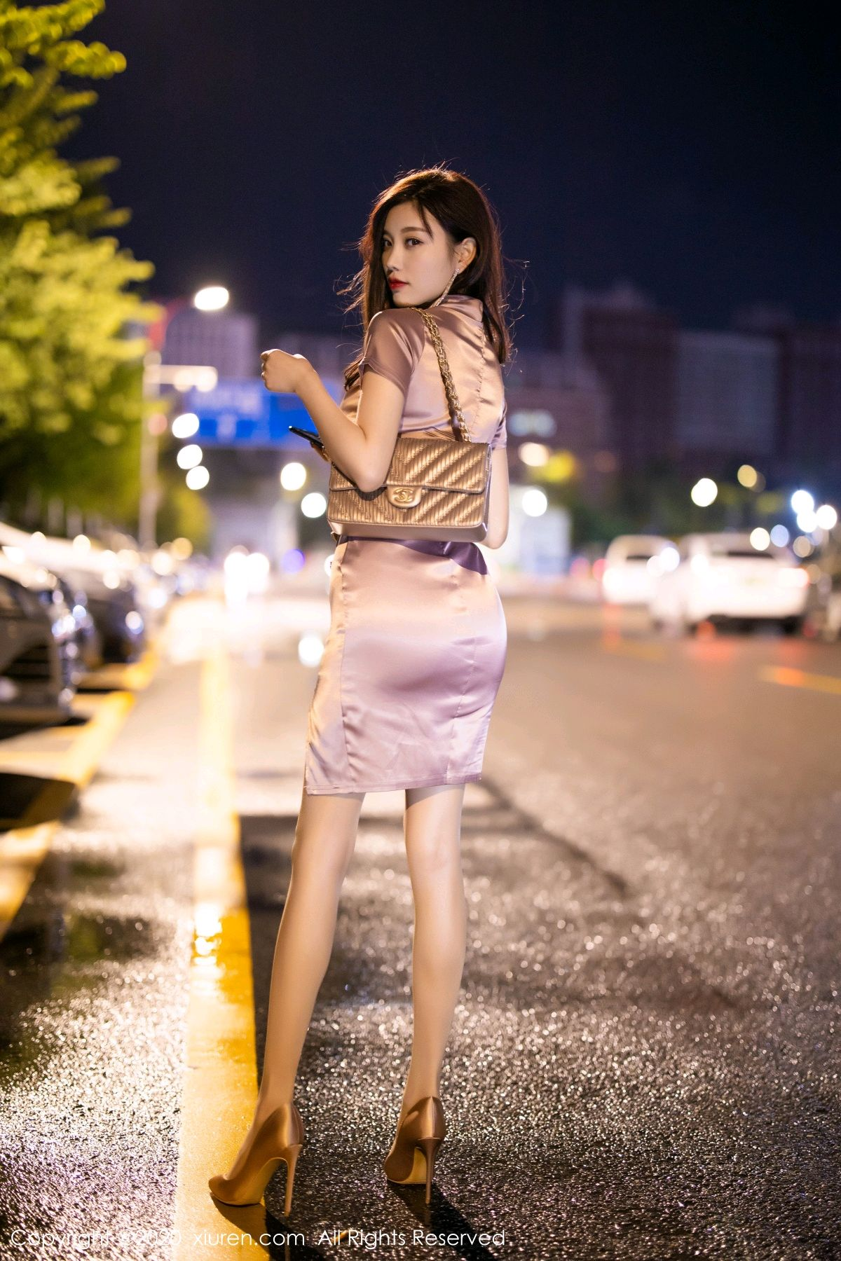 [XiuRen] Vol.2587 Yang Chen Chen 9P, Underwear, Xiuren, Yang Chen Chen