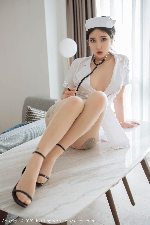 [XiuRen] Vol.267 Shu Shu Mei Mei 20P, Nurse, Shu Shu Mei Mei, Tall, Xiuren