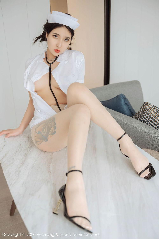 [XiuRen] Vol.267 Shu Shu Mei Mei 6P, Nurse, Shu Shu Mei Mei, Tall, Xiuren