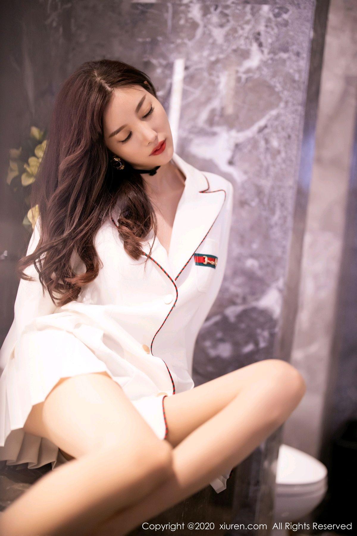 [XiuRen] Vol.2671 Yang Chen Chen 12P, Underwear, Xiuren, Yang Chen Chen