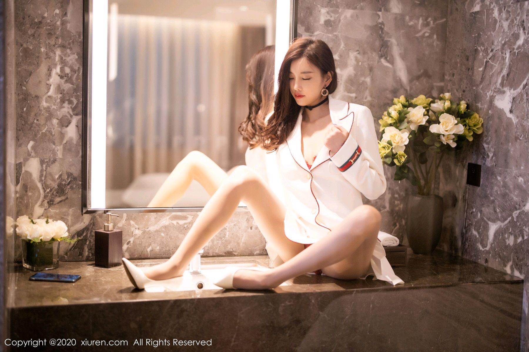 [XiuRen] Vol.2671 Yang Chen Chen 14P, Underwear, Xiuren, Yang Chen Chen