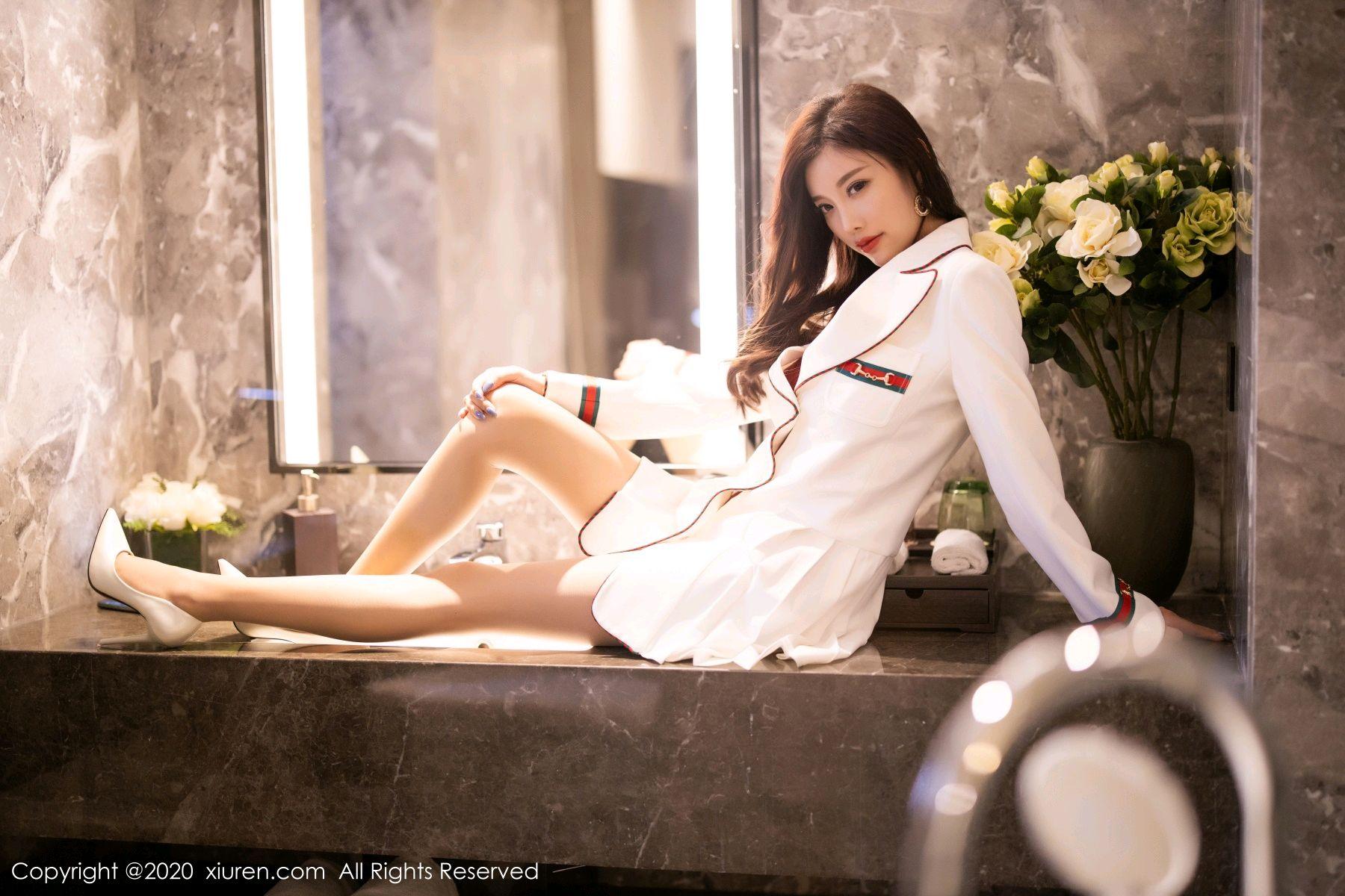 [XiuRen] Vol.2671 Yang Chen Chen 15P, Underwear, Xiuren, Yang Chen Chen