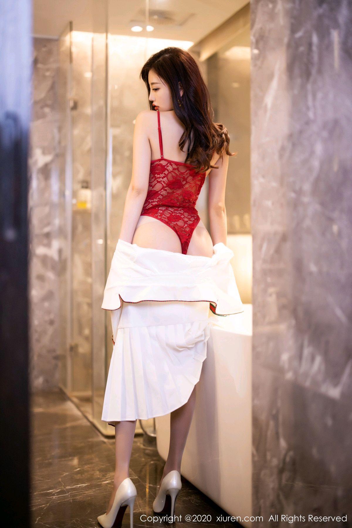 [XiuRen] Vol.2671 Yang Chen Chen 20P, Underwear, Xiuren, Yang Chen Chen