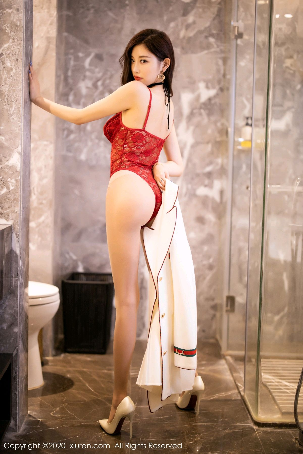 [XiuRen] Vol.2671 Yang Chen Chen 24P, Underwear, Xiuren, Yang Chen Chen