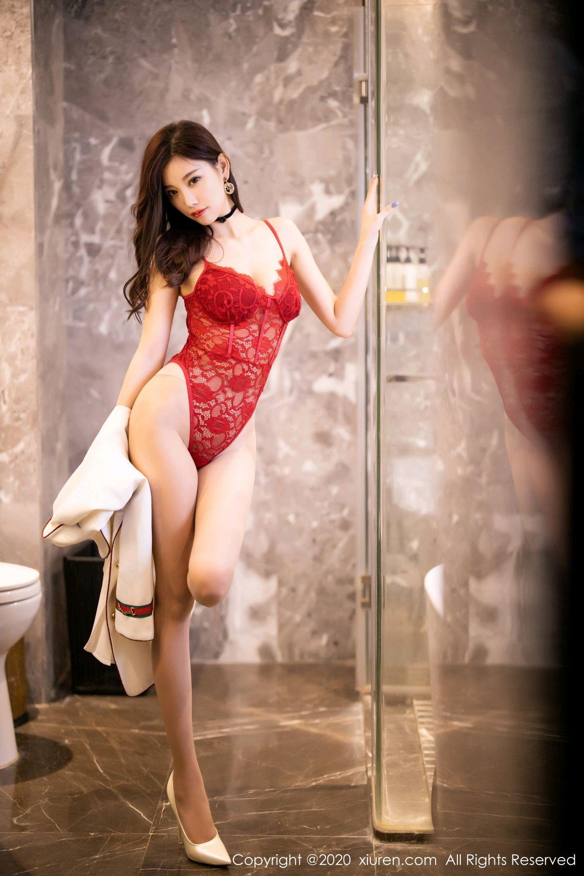 [XiuRen] Vol.2671 Yang Chen Chen 27P, Underwear, Xiuren, Yang Chen Chen