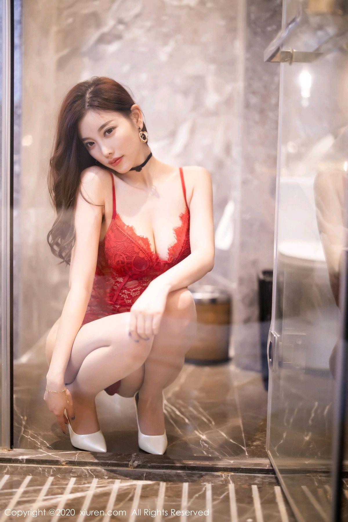 [XiuRen] Vol.2671 Yang Chen Chen 40P, Underwear, Xiuren, Yang Chen Chen