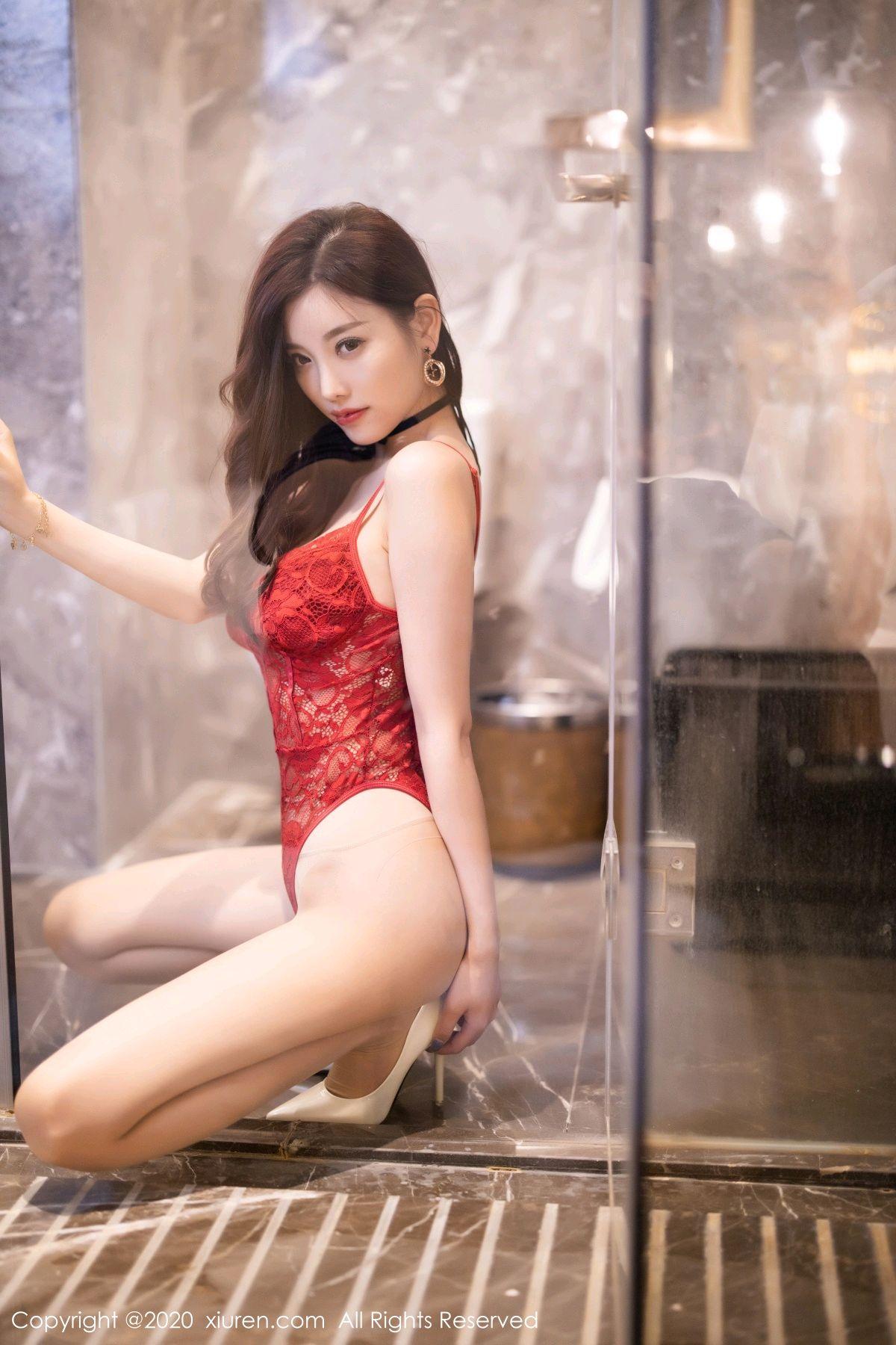 [XiuRen] Vol.2671 Yang Chen Chen 41P, Underwear, Xiuren, Yang Chen Chen