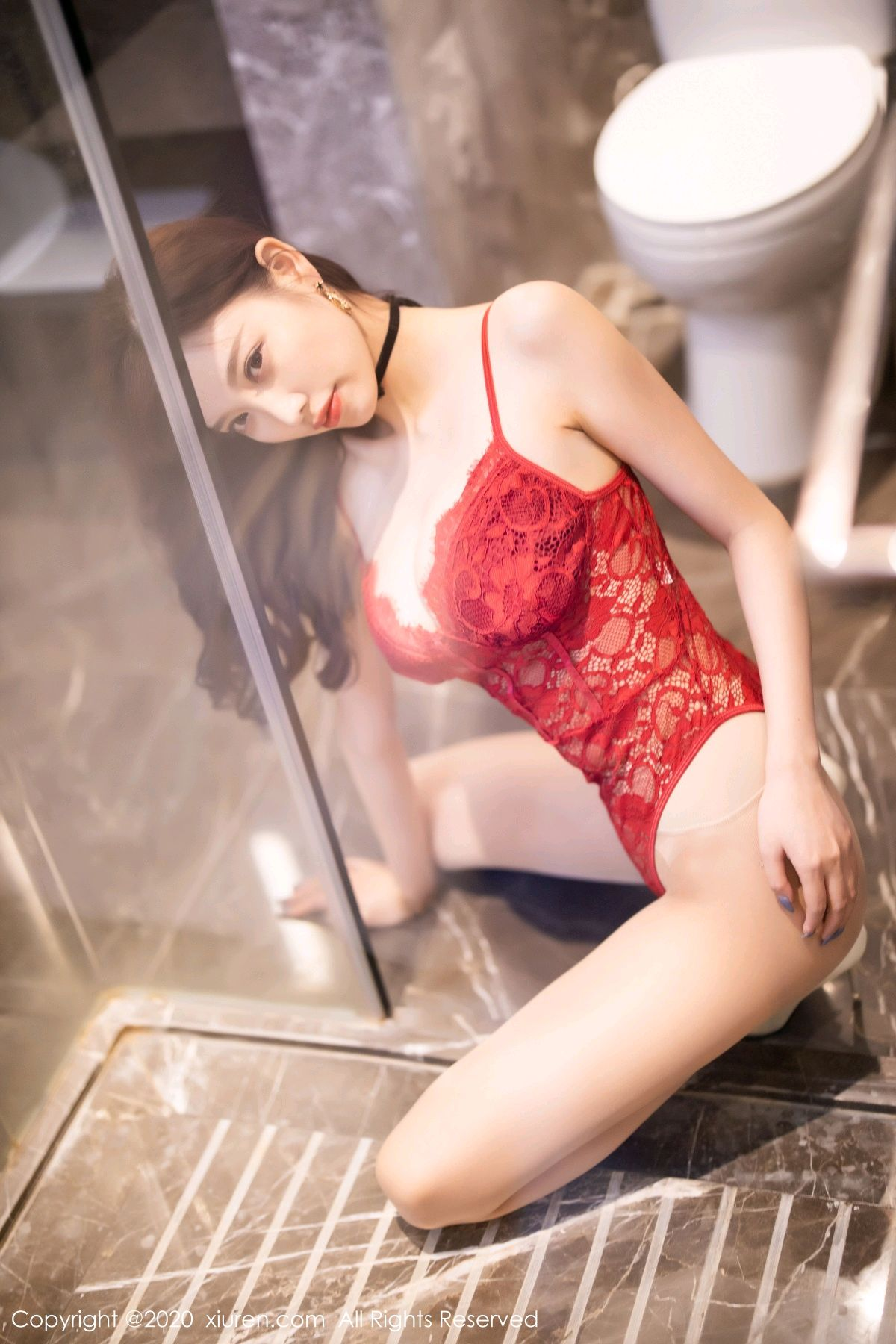 [XiuRen] Vol.2671 Yang Chen Chen 43P, Underwear, Xiuren, Yang Chen Chen