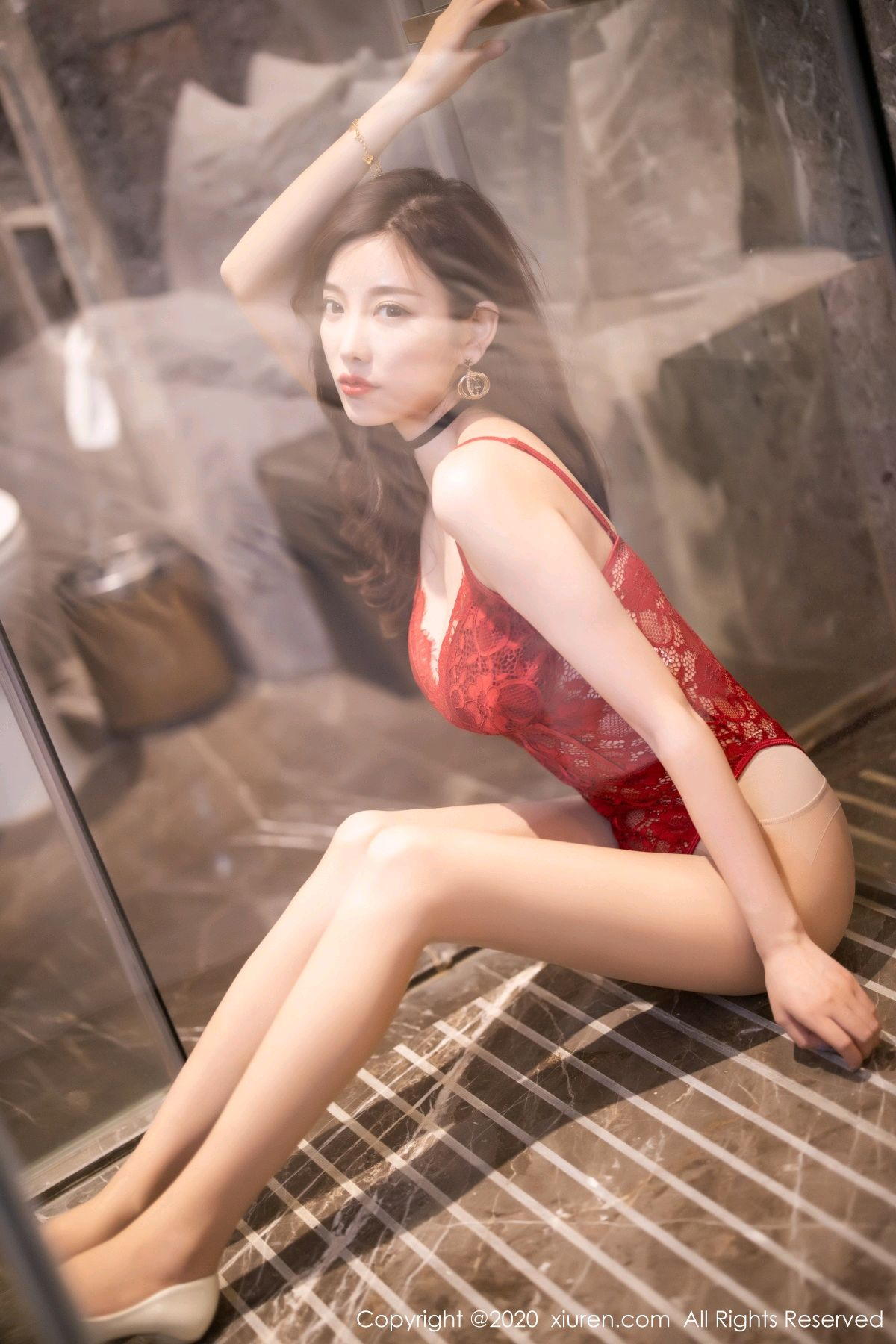 [XiuRen] Vol.2671 Yang Chen Chen 45P, Underwear, Xiuren, Yang Chen Chen