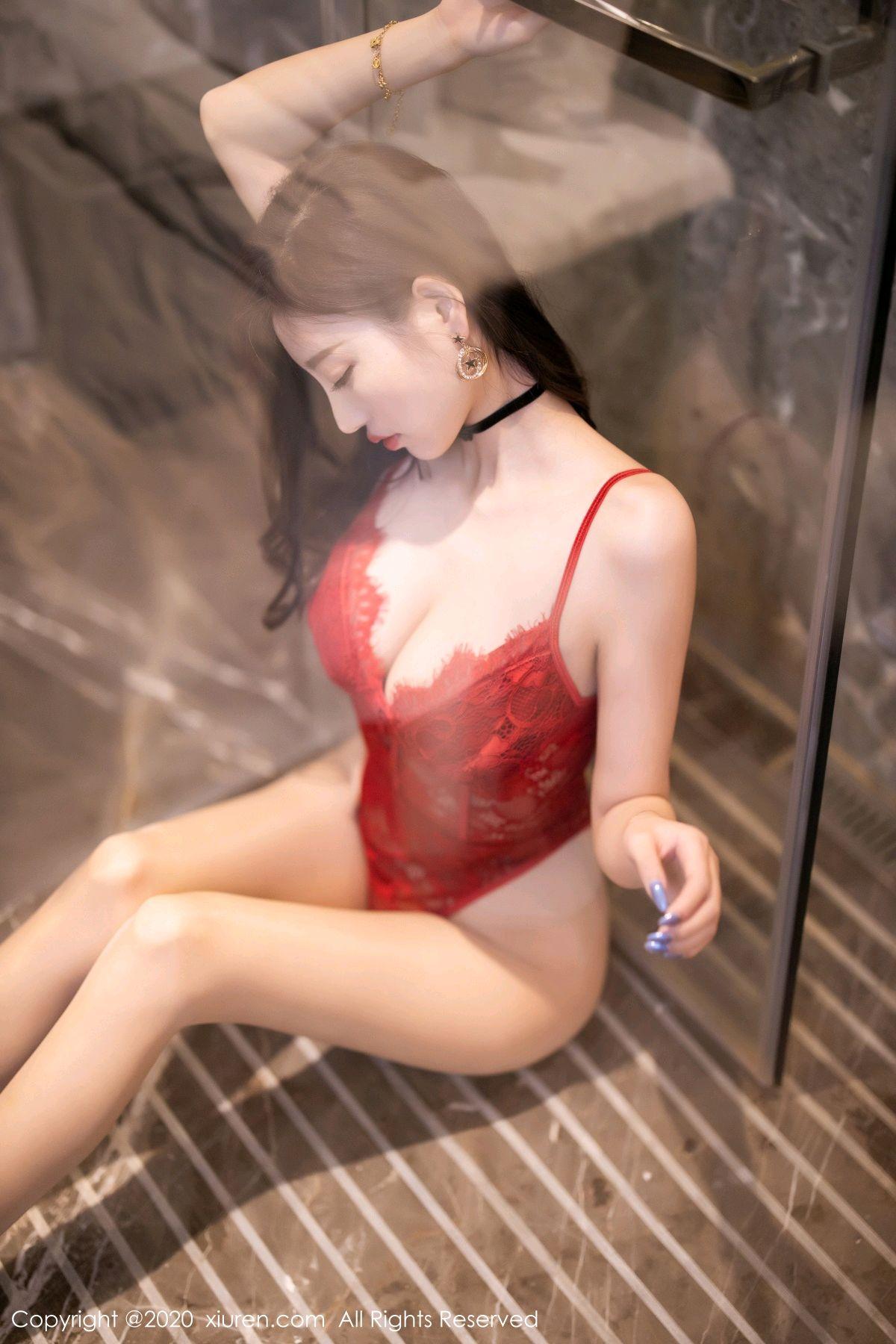 [XiuRen] Vol.2671 Yang Chen Chen 46P, Underwear, Xiuren, Yang Chen Chen