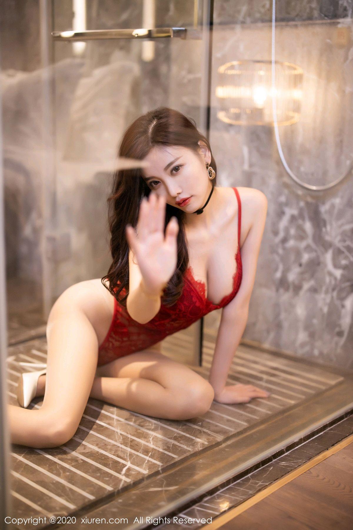[XiuRen] Vol.2671 Yang Chen Chen 50P, Underwear, Xiuren, Yang Chen Chen
