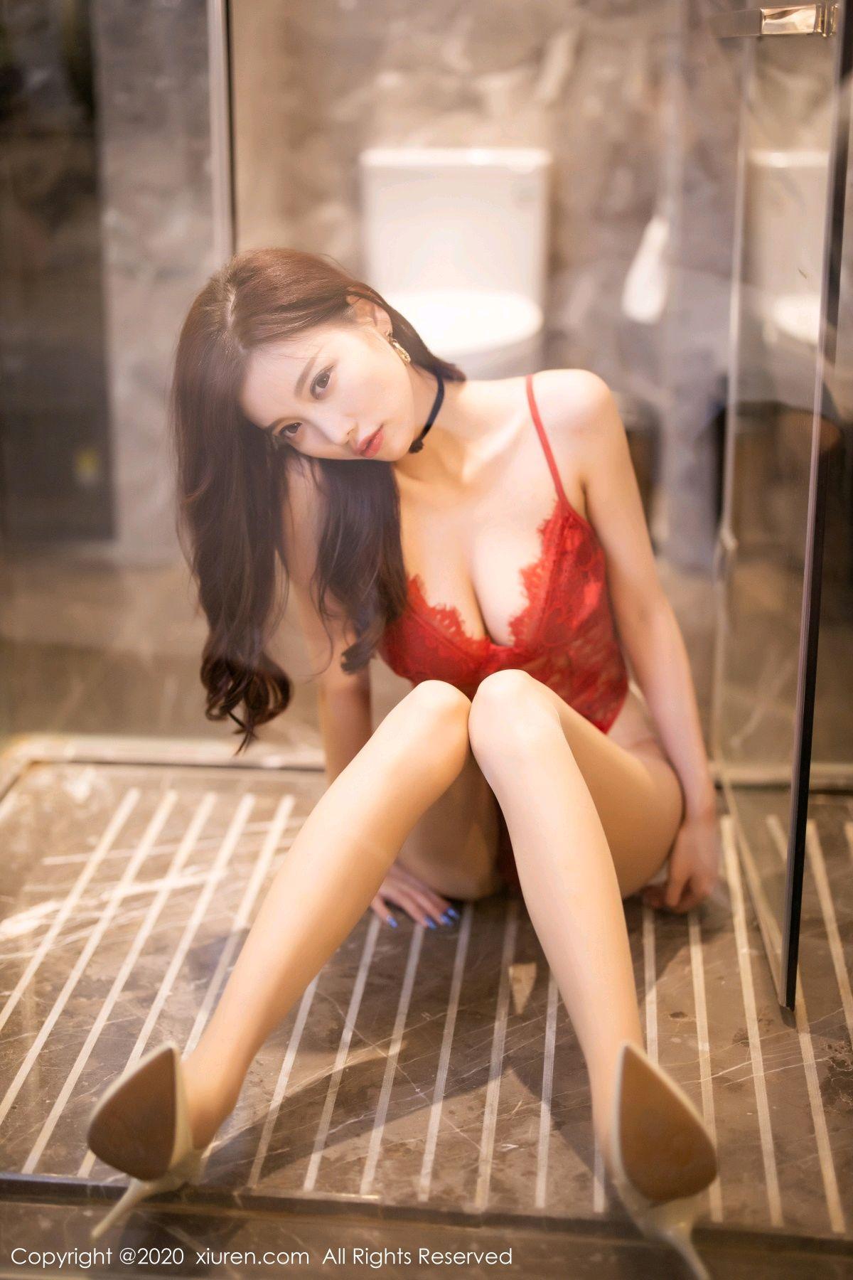 [XiuRen] Vol.2671 Yang Chen Chen 54P, Underwear, Xiuren, Yang Chen Chen