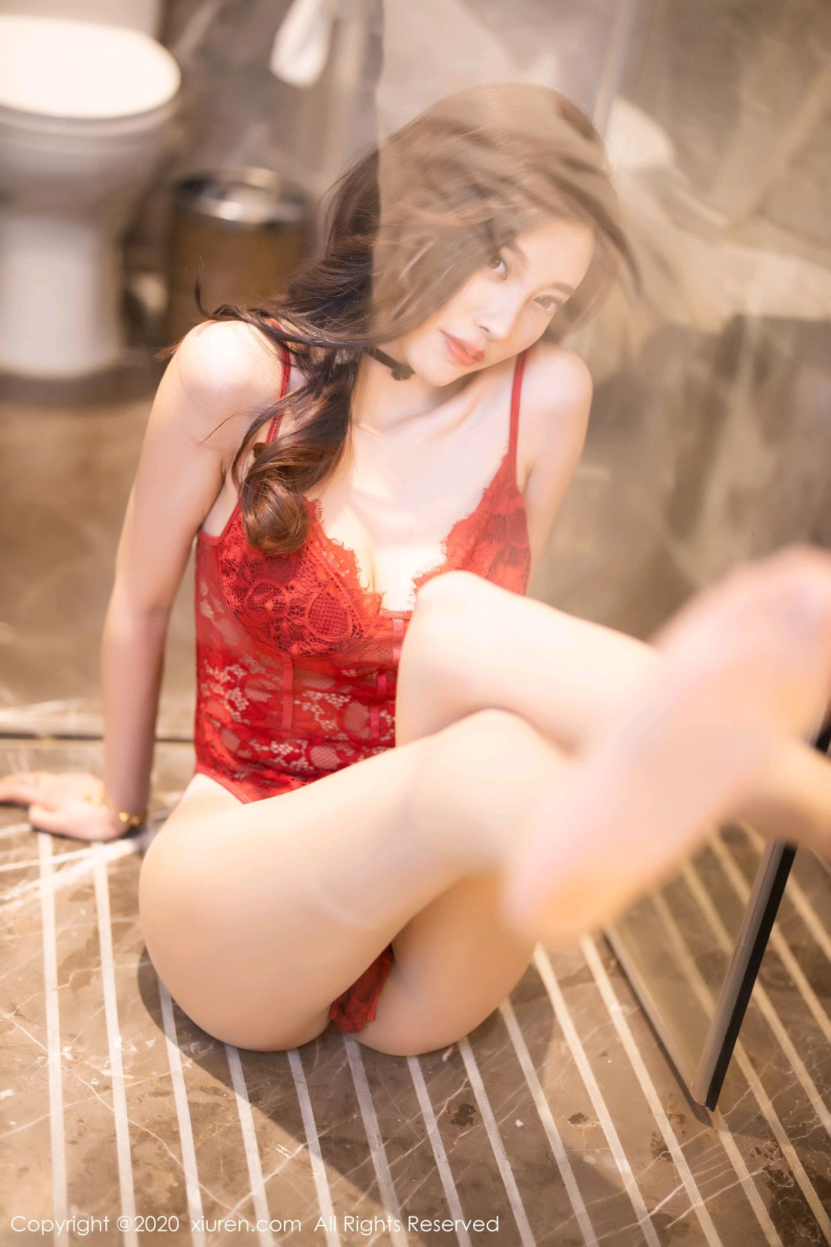 [XiuRen] Vol.2671 Yang Chen Chen 58P, Underwear, Xiuren, Yang Chen Chen