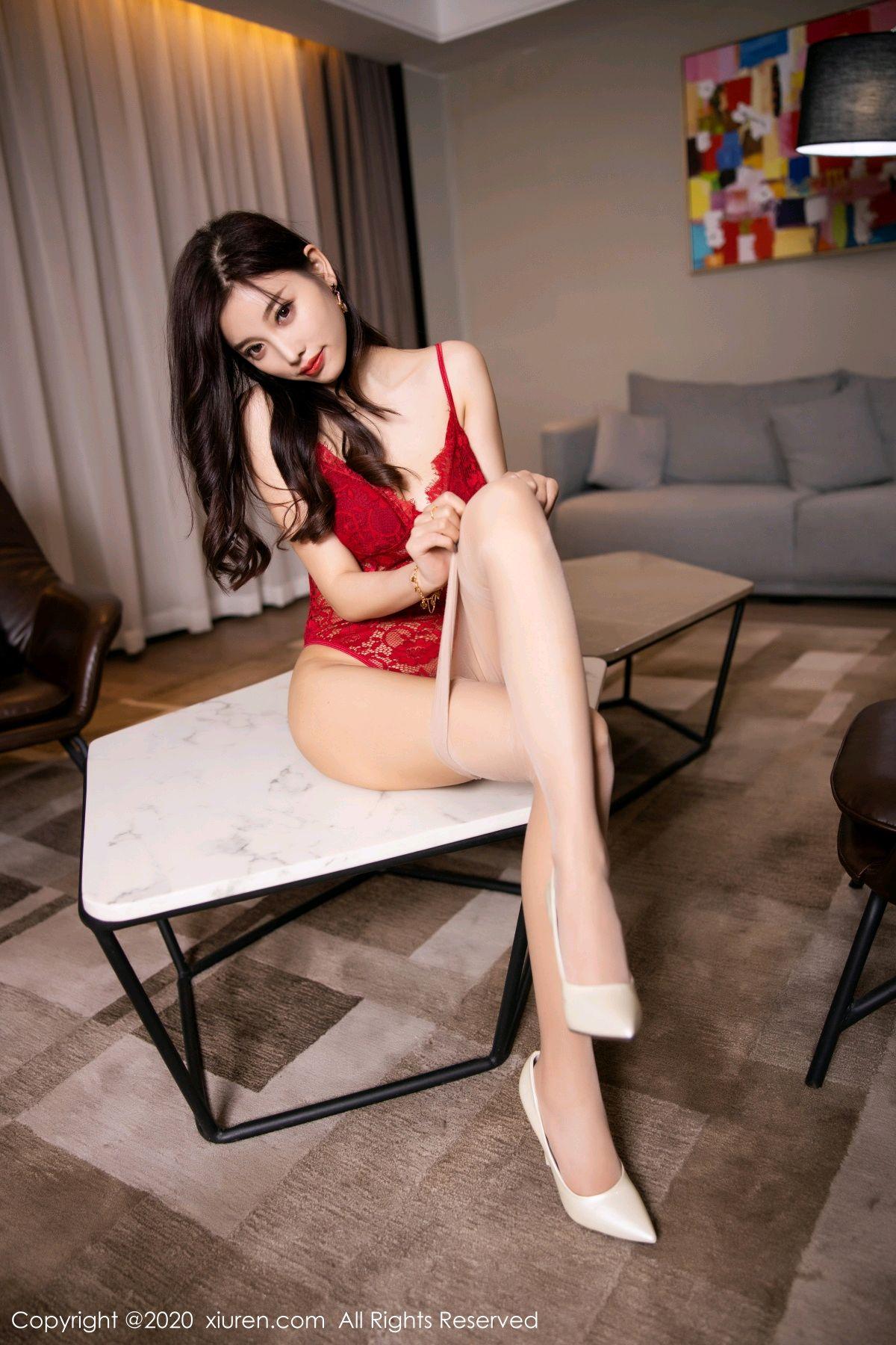 [XiuRen] Vol.2671 Yang Chen Chen 63P, Underwear, Xiuren, Yang Chen Chen