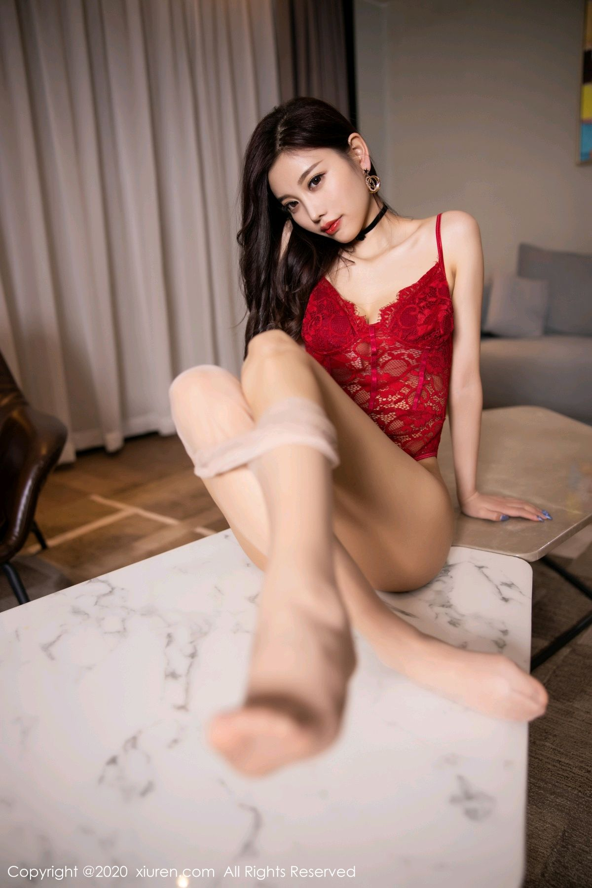 [XiuRen] Vol.2671 Yang Chen Chen 76P, Underwear, Xiuren, Yang Chen Chen