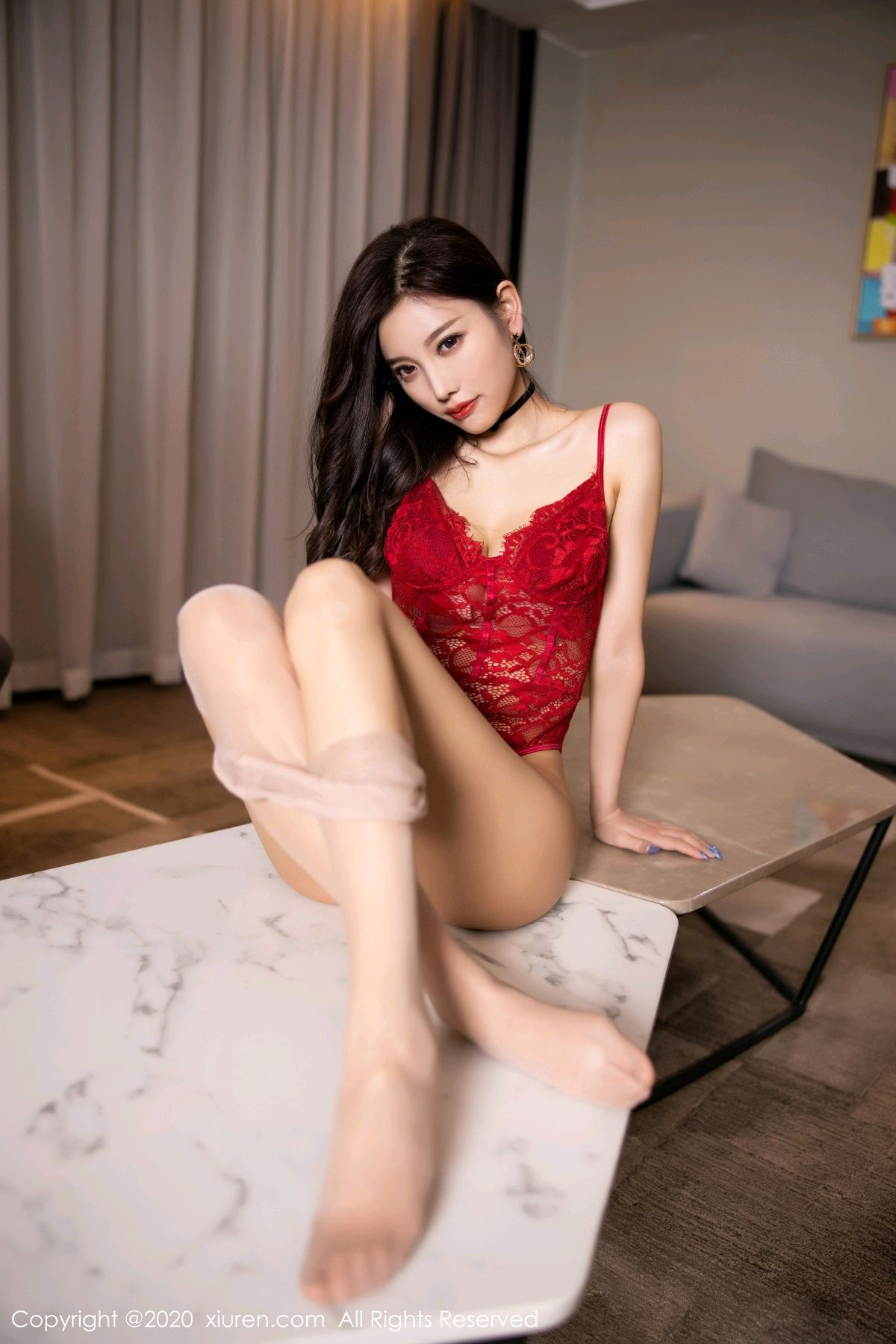 [XiuRen] Vol.2671 Yang Chen Chen 78P, Underwear, Xiuren, Yang Chen Chen